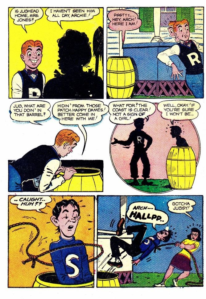 Archie Comics issue 026 - Page 3