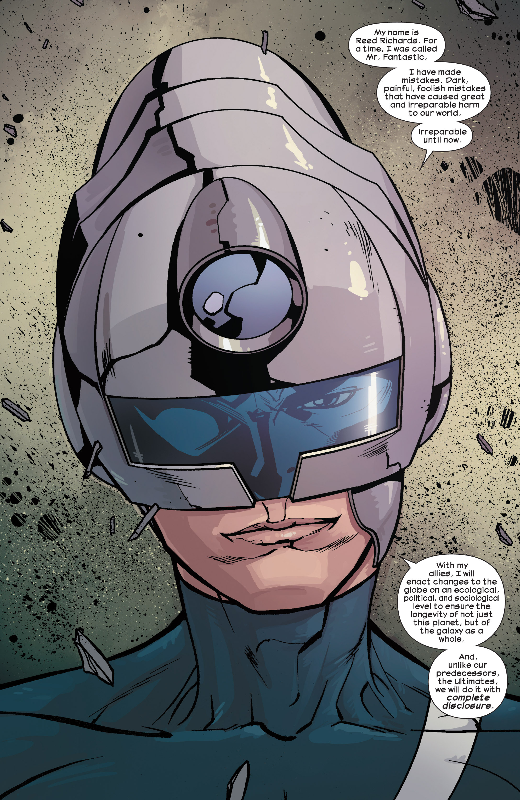 Read online Ultimate Comics Ultimates comic -  Issue #26 - 3