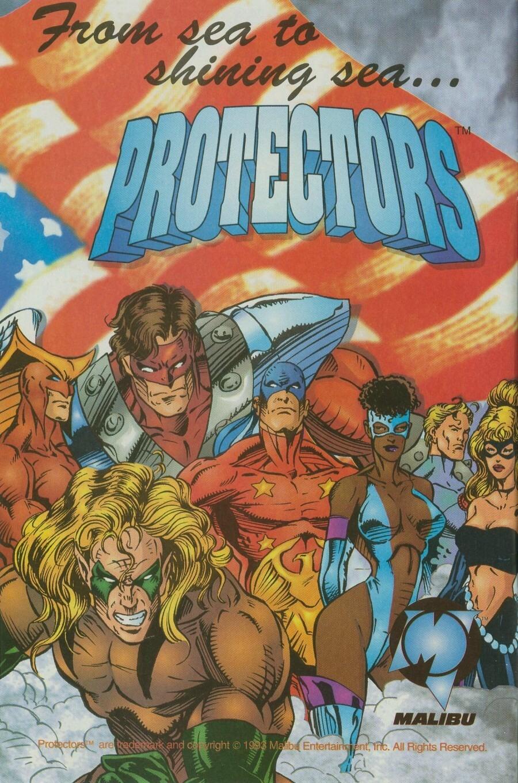 Read online Ex-Mutants comic -  Issue #12 - 11