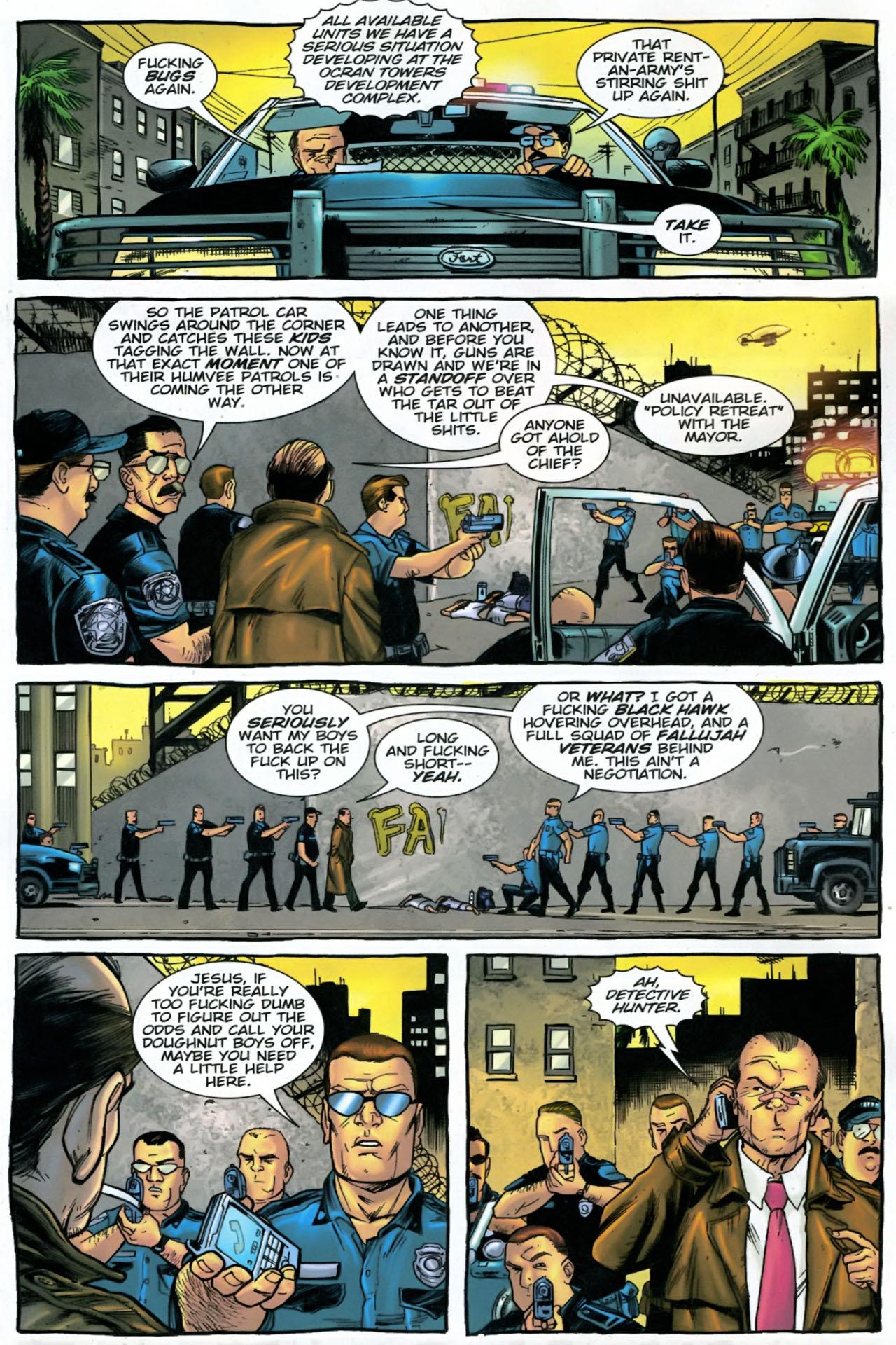 Read online The Exterminators comic -  Issue #28 - 12