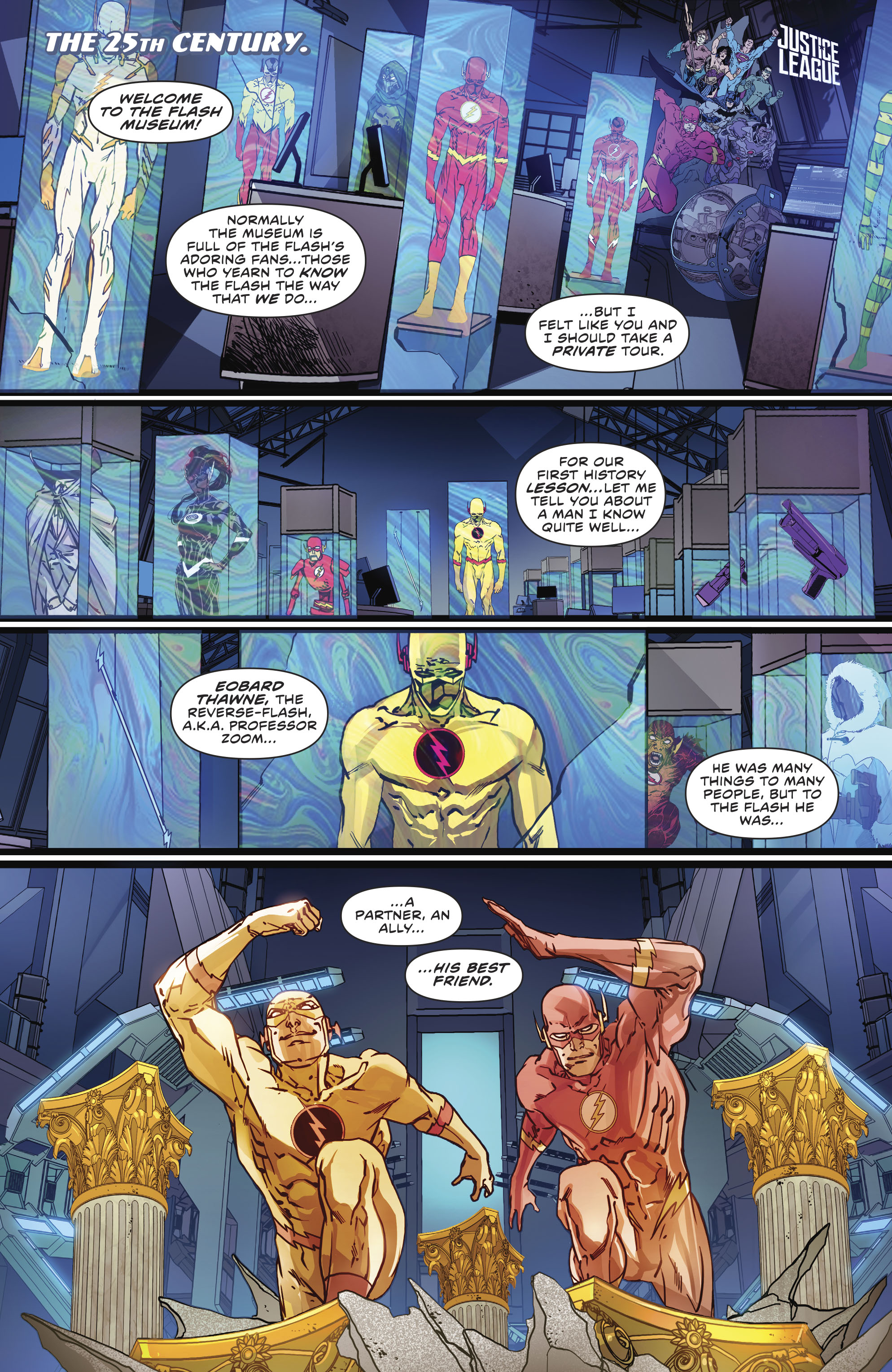 Read online The Flash (2016) comic -  Issue #23 - 4