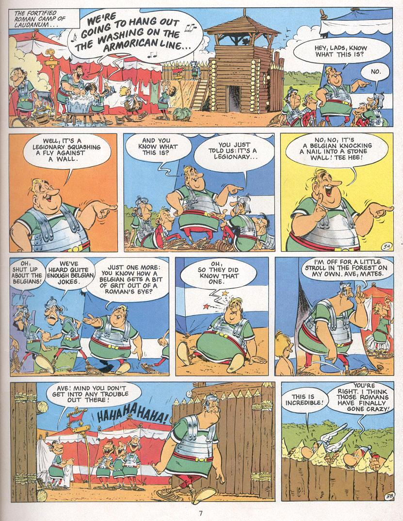 Asterix issue 24 - Page 4
