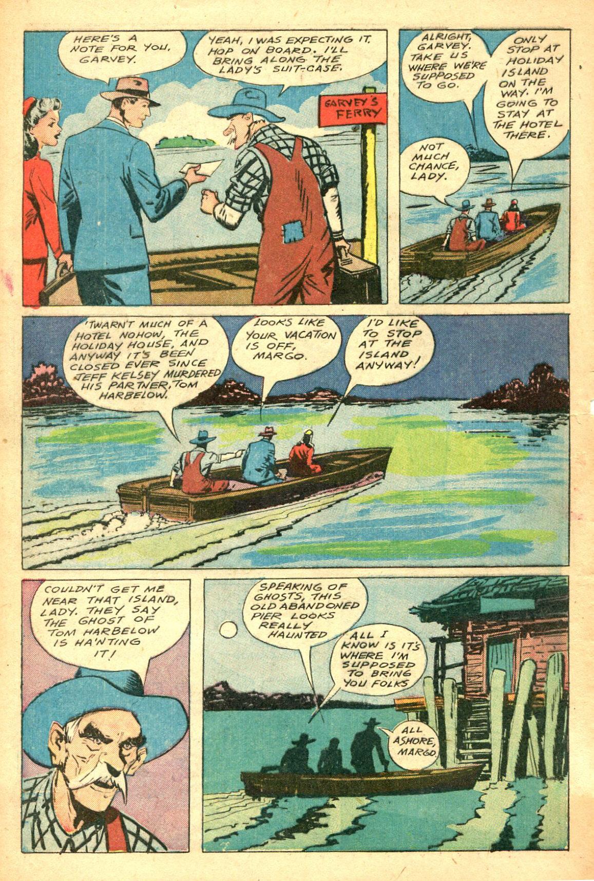 Read online Shadow Comics comic -  Issue #47 - 43