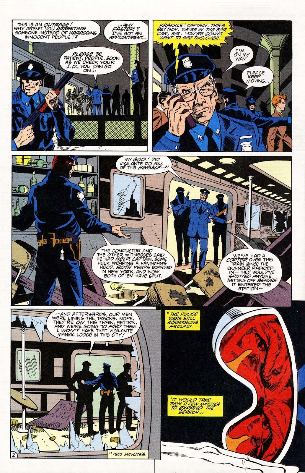 Vigilante (1983) issue 43 - Page 4
