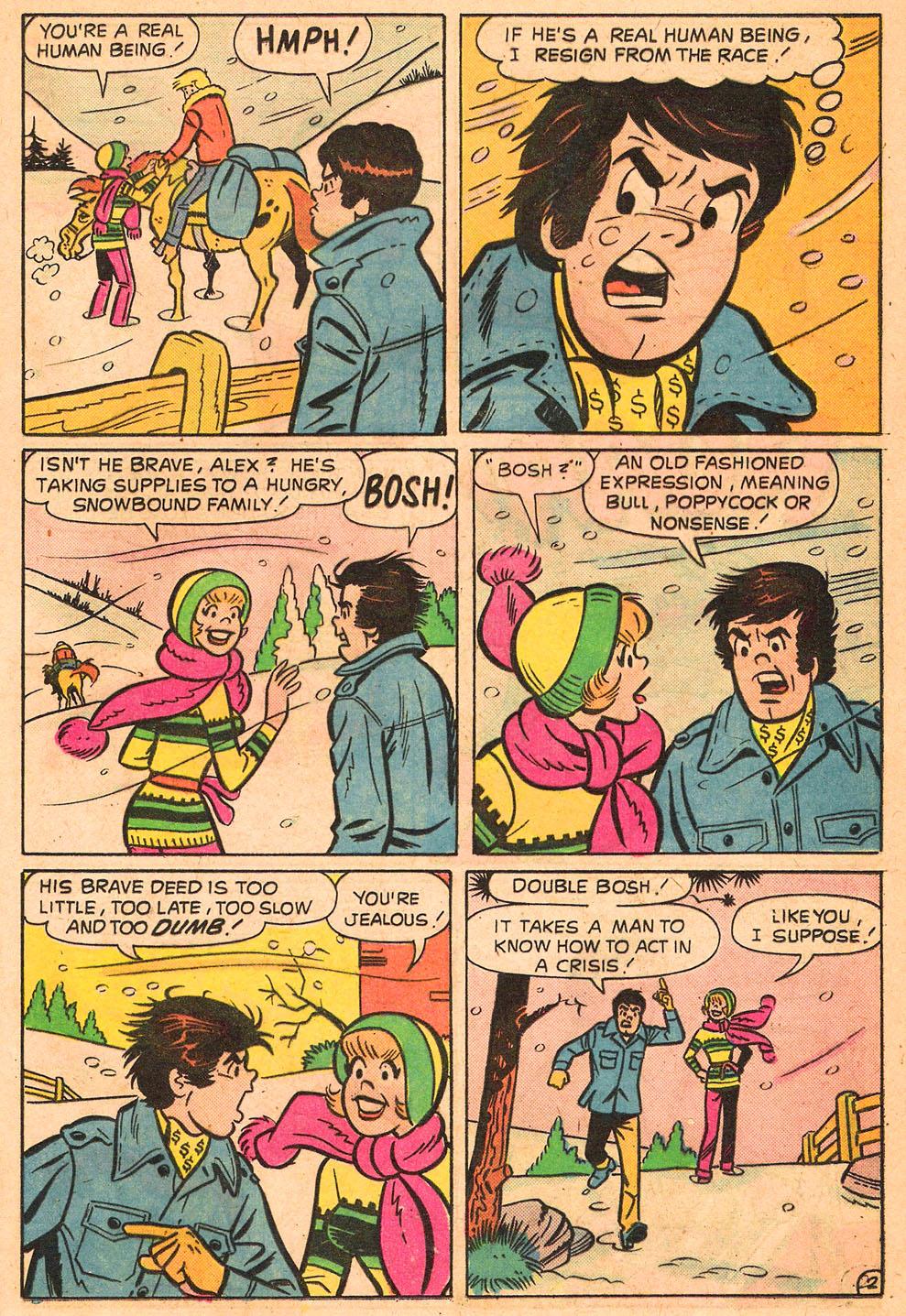 Read online She's Josie comic -  Issue #82 - 21