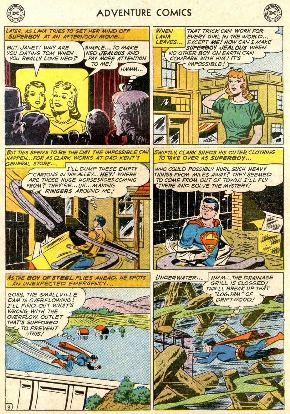Read online Adventure Comics (1938) comic -  Issue #282 - 5
