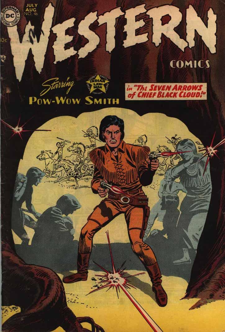 Western Comics 46 Page 1