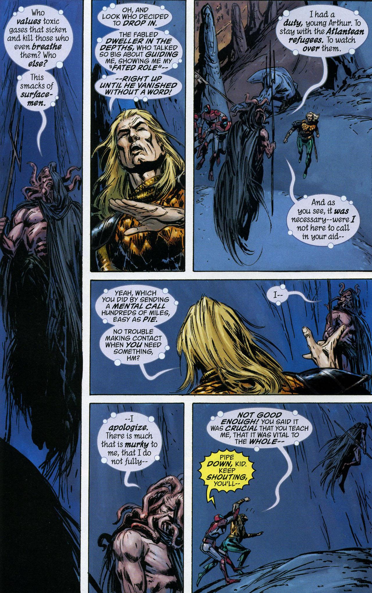 Read online Aquaman: Sword of Atlantis comic -  Issue #44 - 4