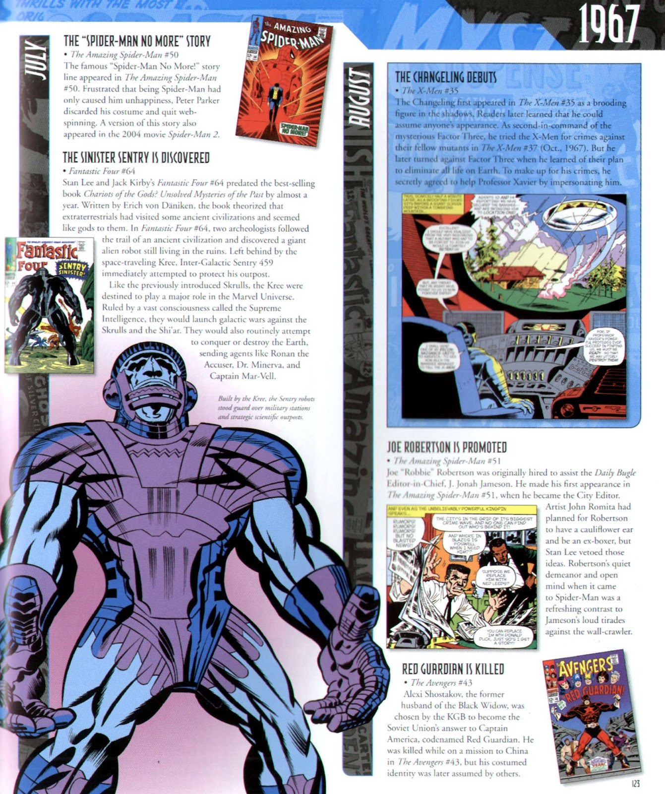 Read online Marvel Chronicle comic -  Issue # TPB (Part 2) - 22