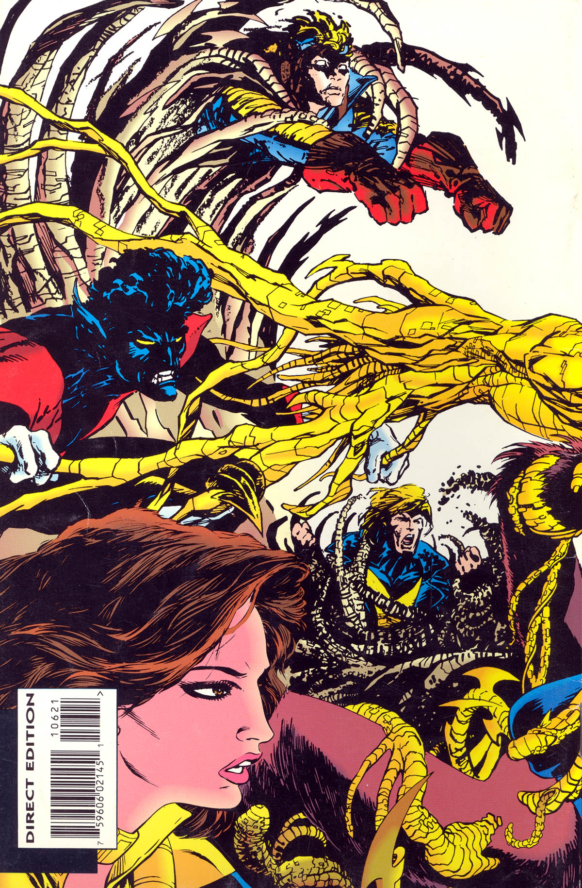 Read online X-Factor (1986) comic -  Issue #106 - 50