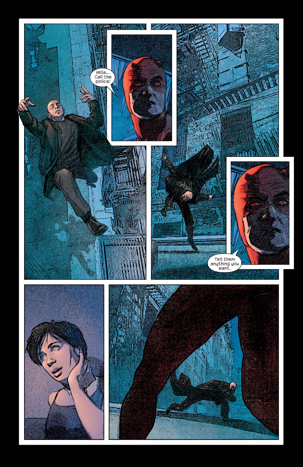 Read online Daredevil (1998) comic -  Issue # _Ultimate_Collection TPB 2 (Part 2) - 93