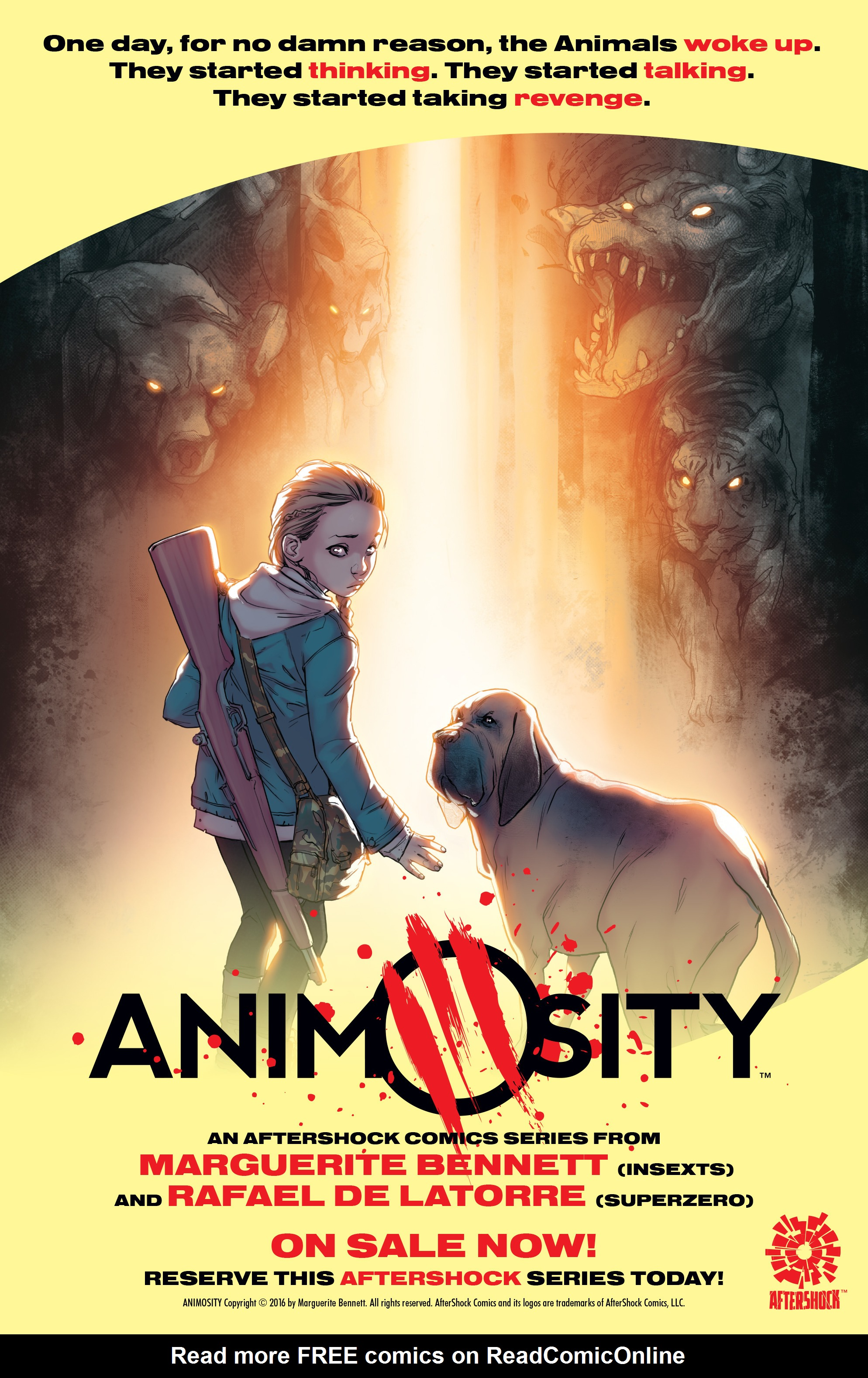 Read online Animosity: The Rise comic -  Issue #Animosity: The Rise Full - 30