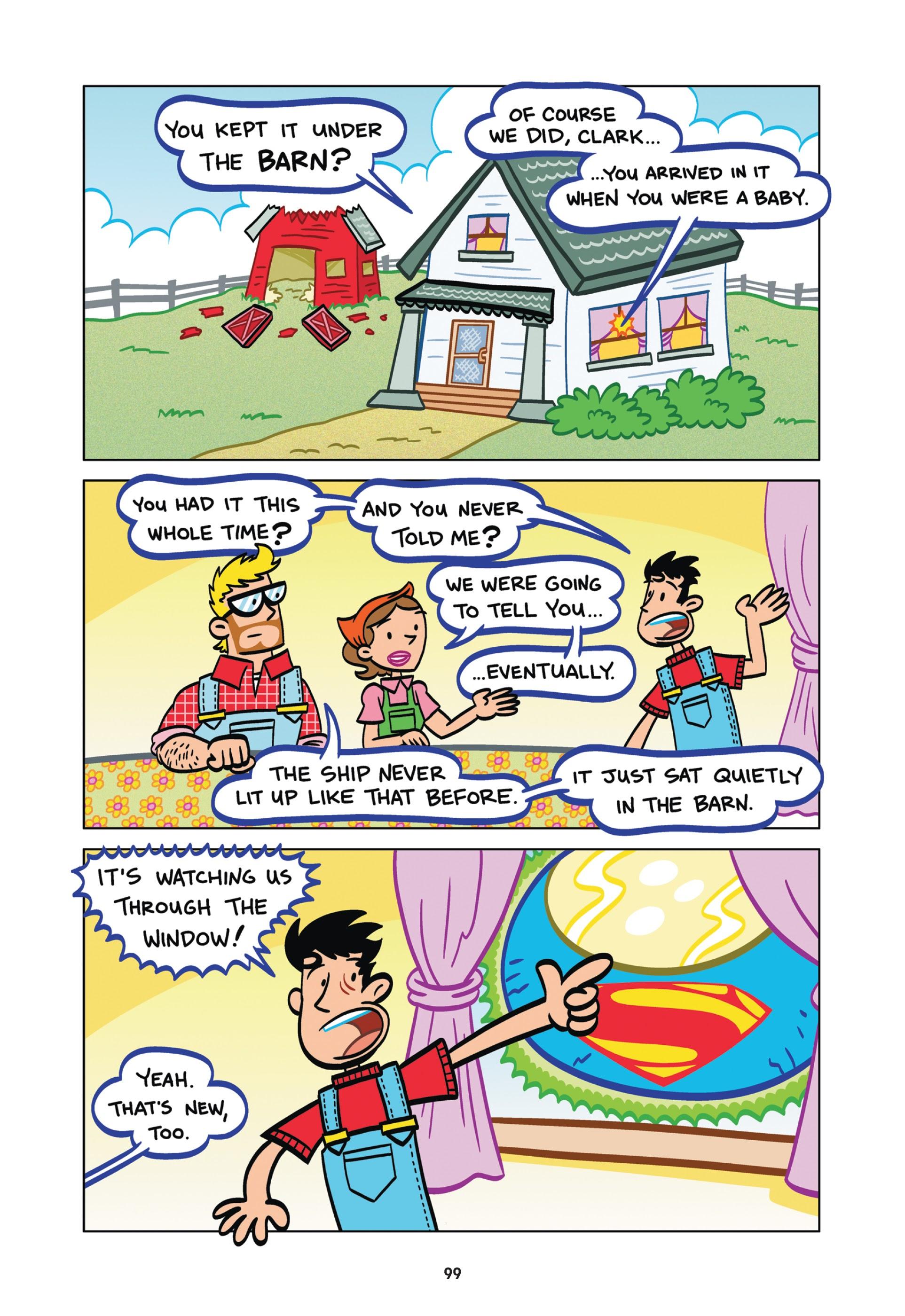 Superman of Smallville #TPB #1 - English 98