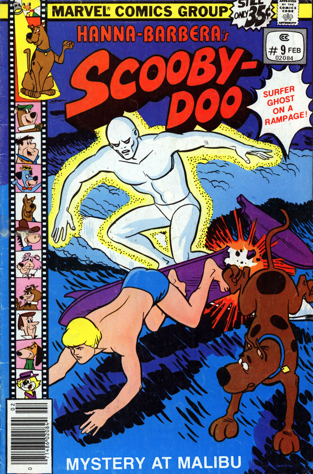 Read online Scooby-Doo (1977) comic -  Issue #9 - 1