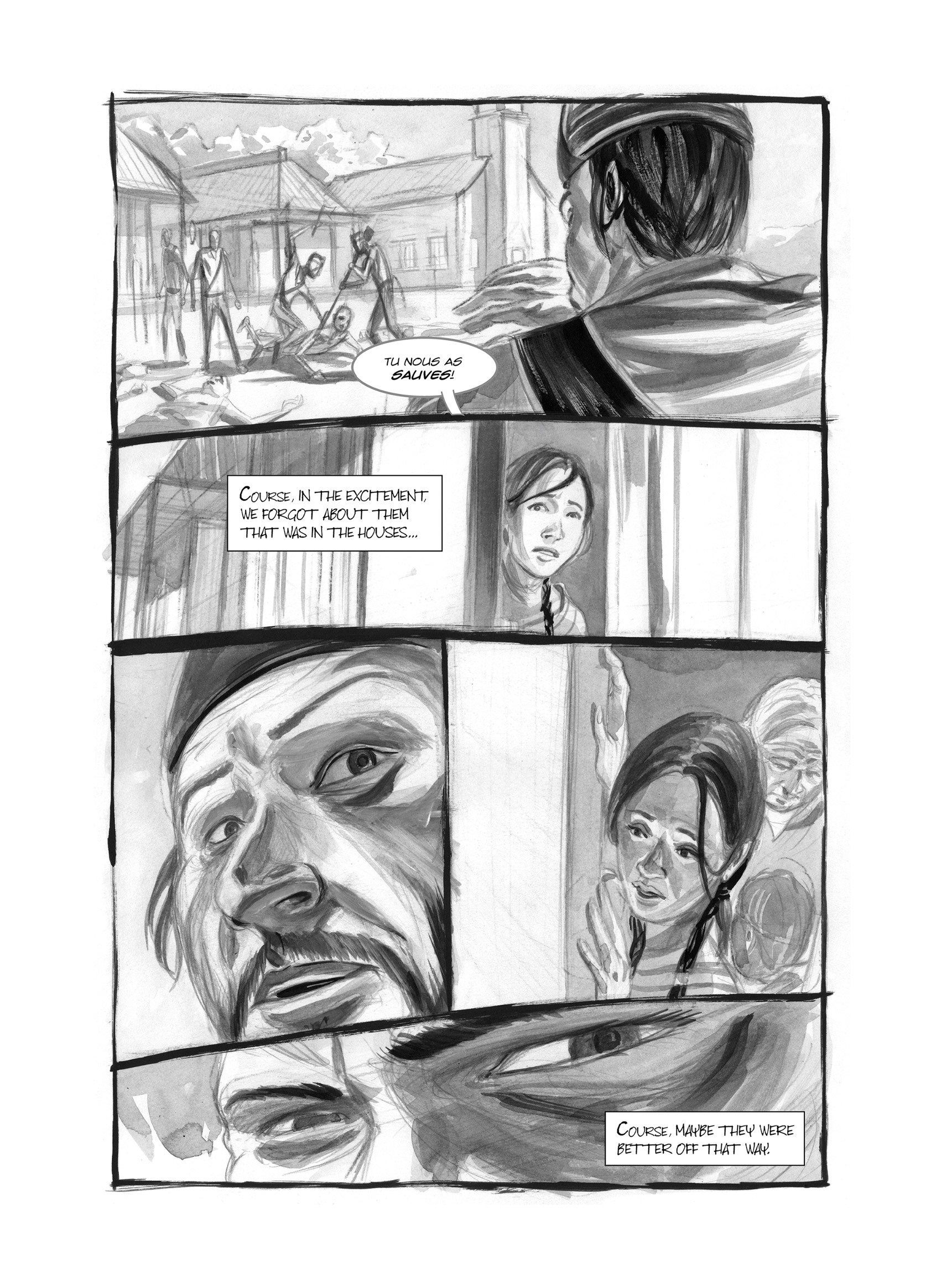 Read online FUBAR comic -  Issue #3 - 46