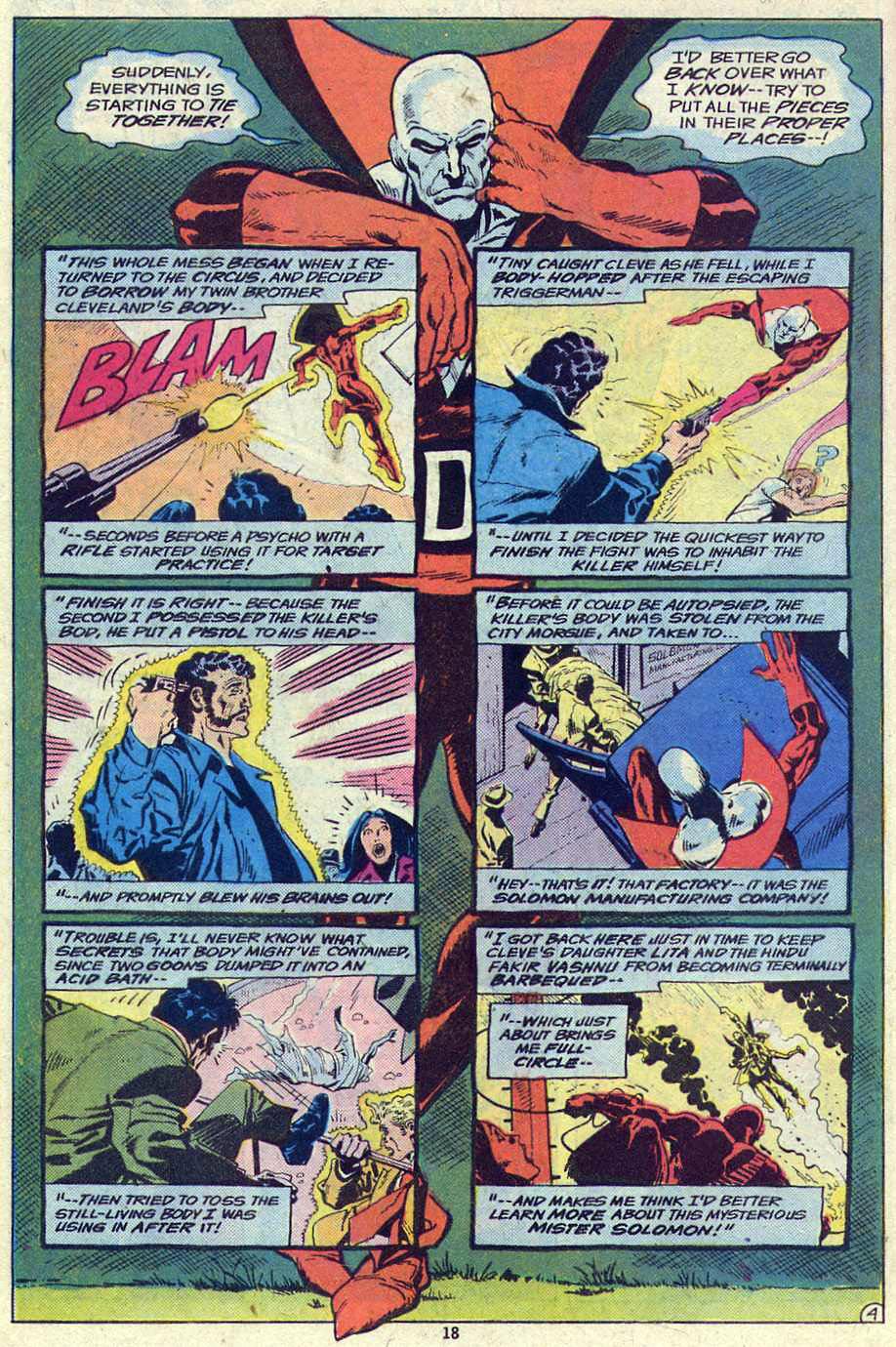 Read online Adventure Comics (1938) comic -  Issue #461 - 18