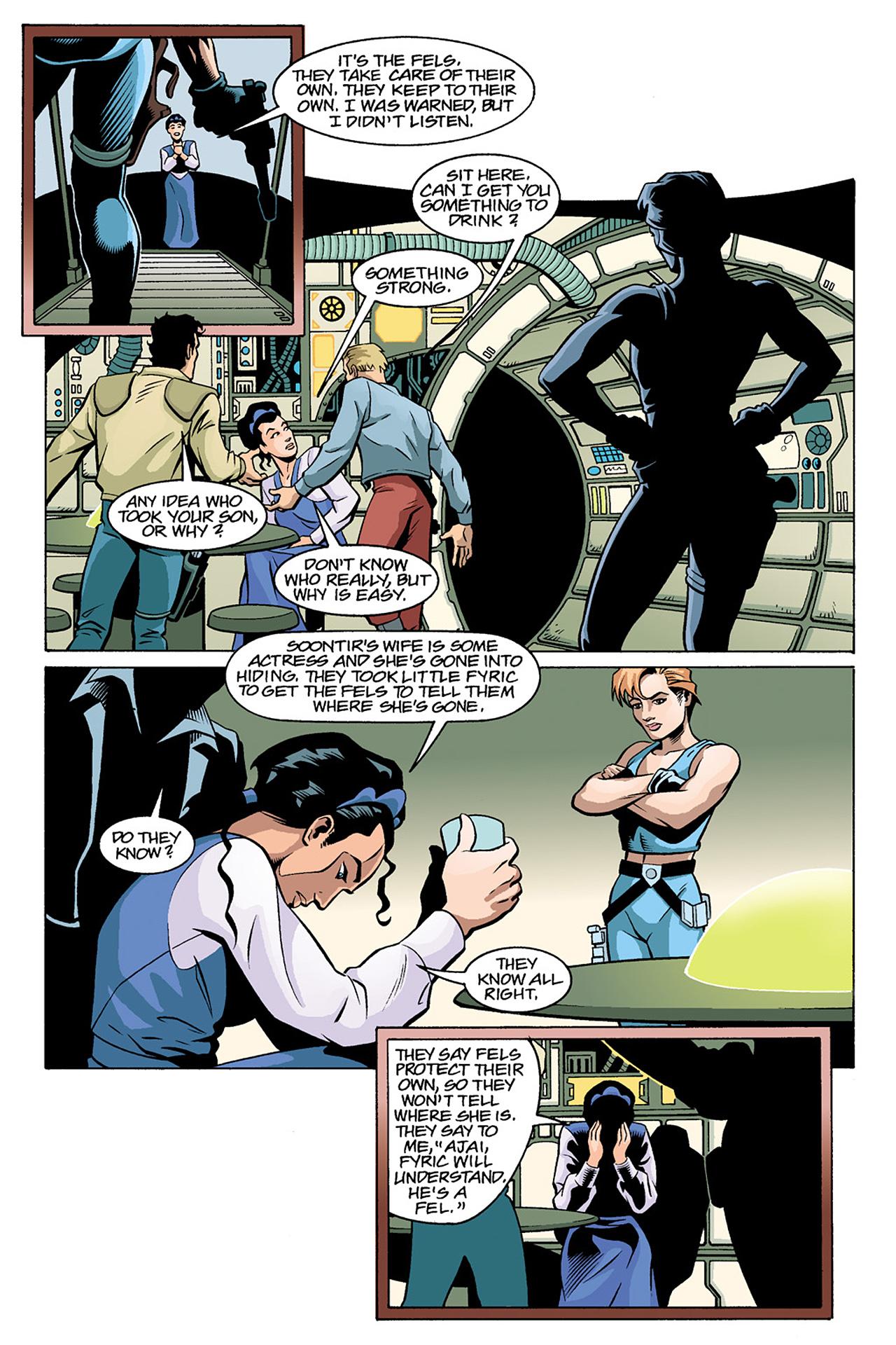 Read online Star Wars Omnibus comic -  Issue # Vol. 3 - 151