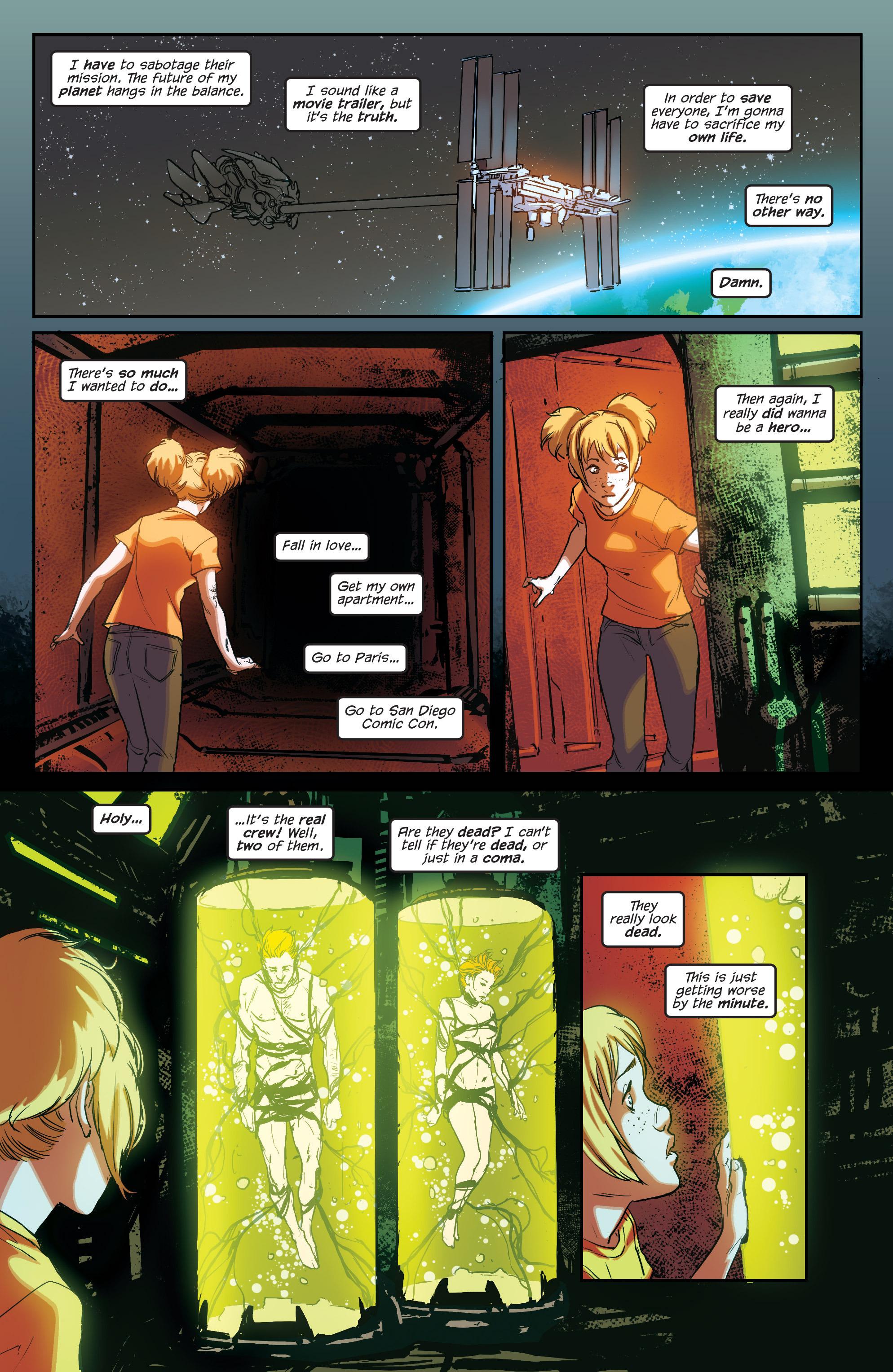 SuperZero #6 #6 - English 12