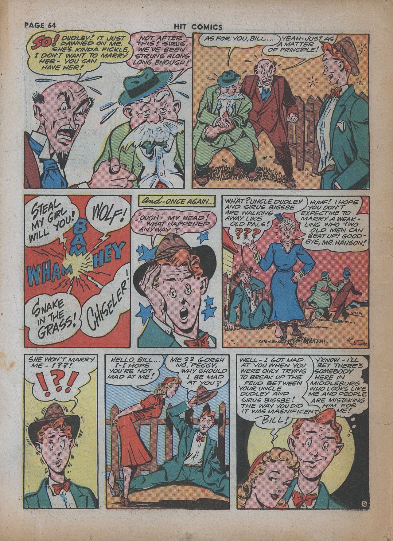 Read online Hit Comics comic -  Issue #26 - 65
