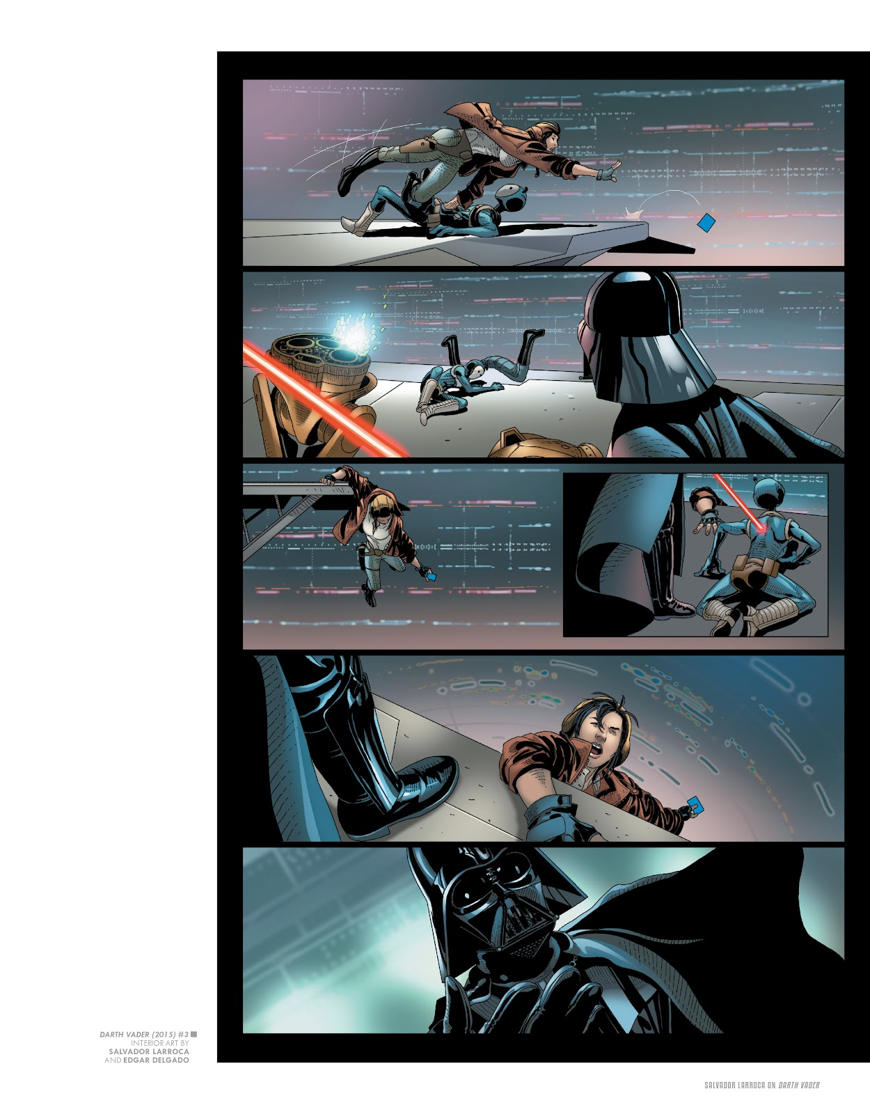 Read online The Marvel Art of Star Wars comic -  Issue # TPB (Part 1) - 65