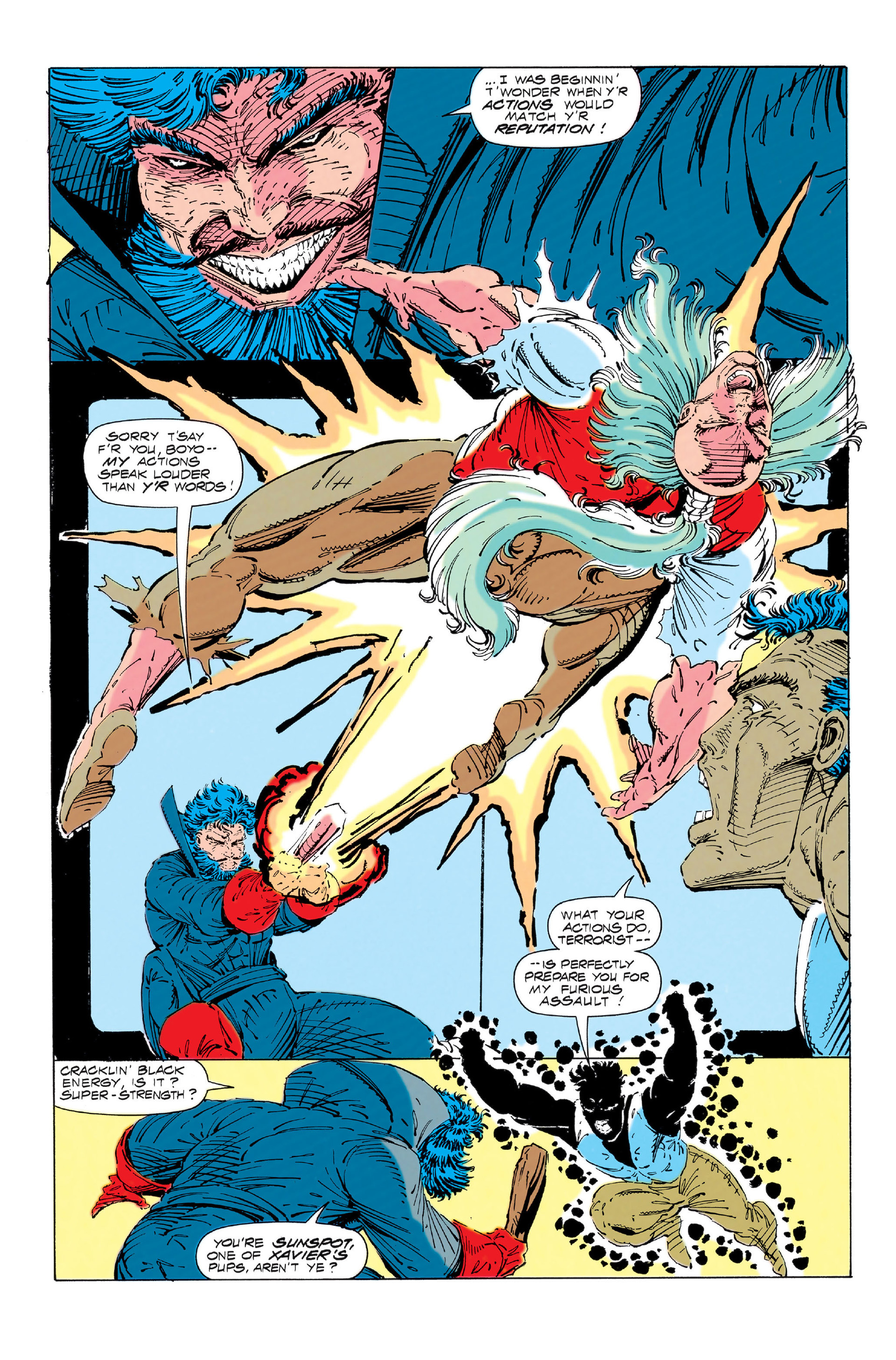 Read online X-Force (1991) comic -  Issue #3 - 15