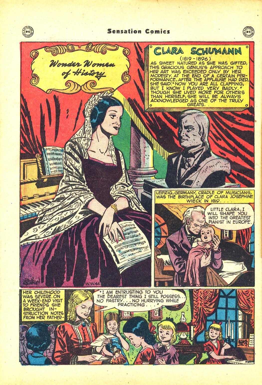 Read online Sensation (Mystery) Comics comic -  Issue #81 - 30