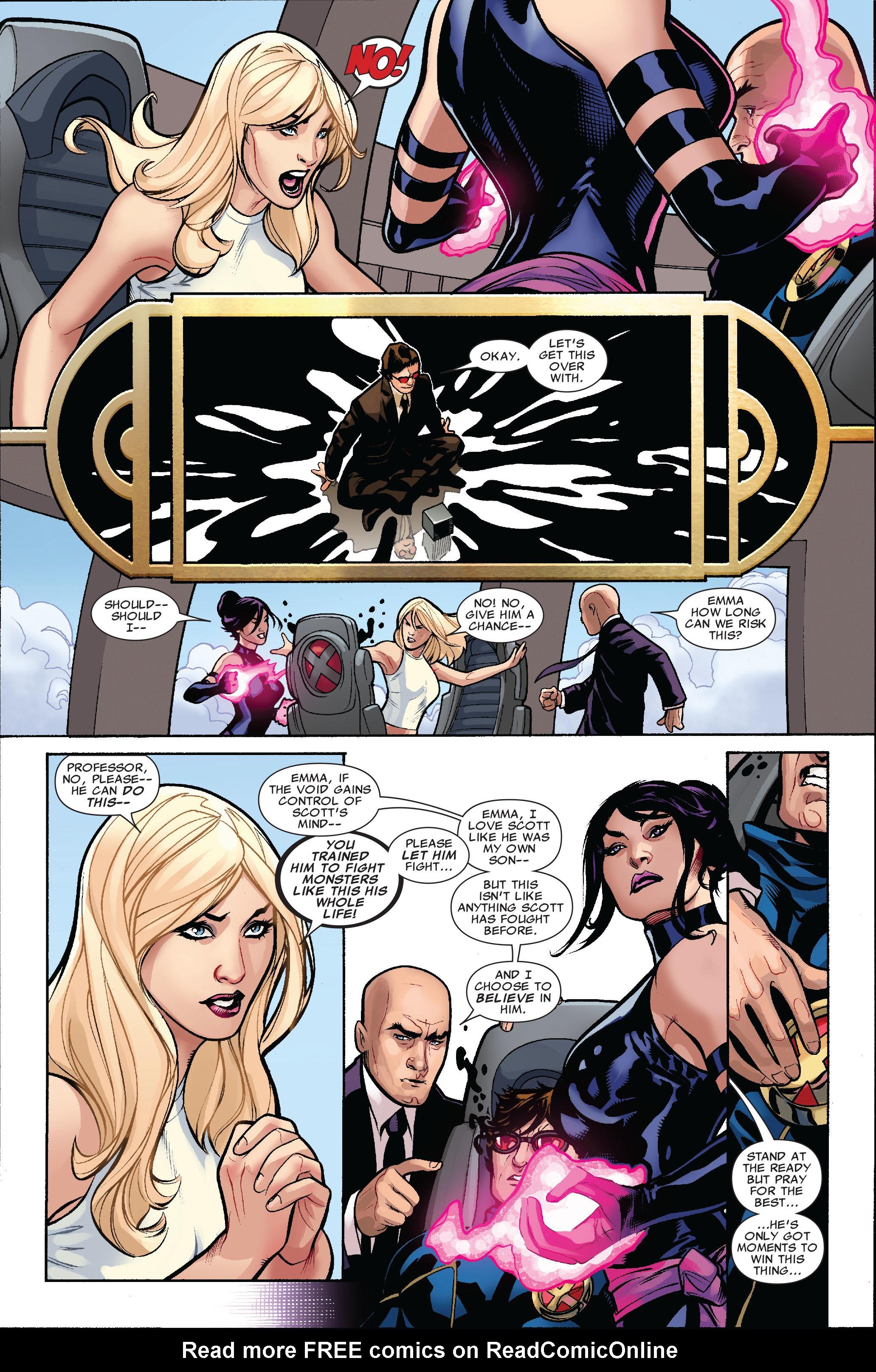 Read online Uncanny X-Men (1963) comic -  Issue #519 - 20