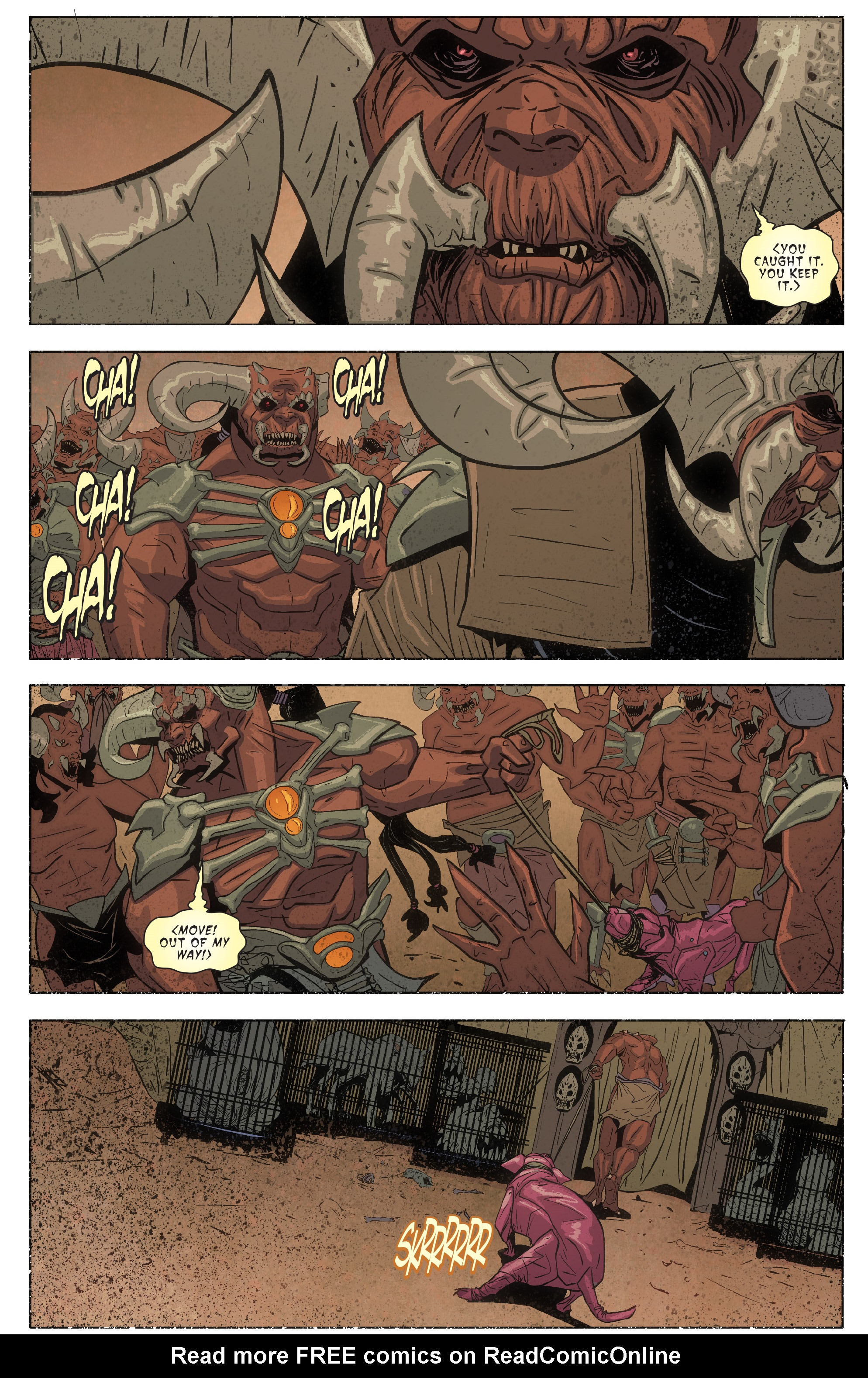 Read online Red Dog comic -  Issue #4 - 16