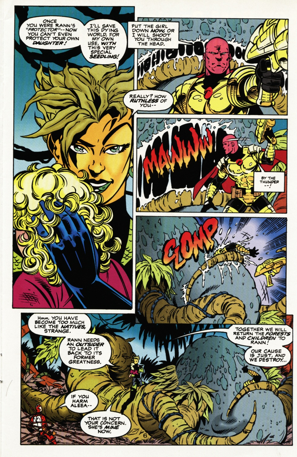 Read online Superboy & The Ravers comic -  Issue #4 - 7