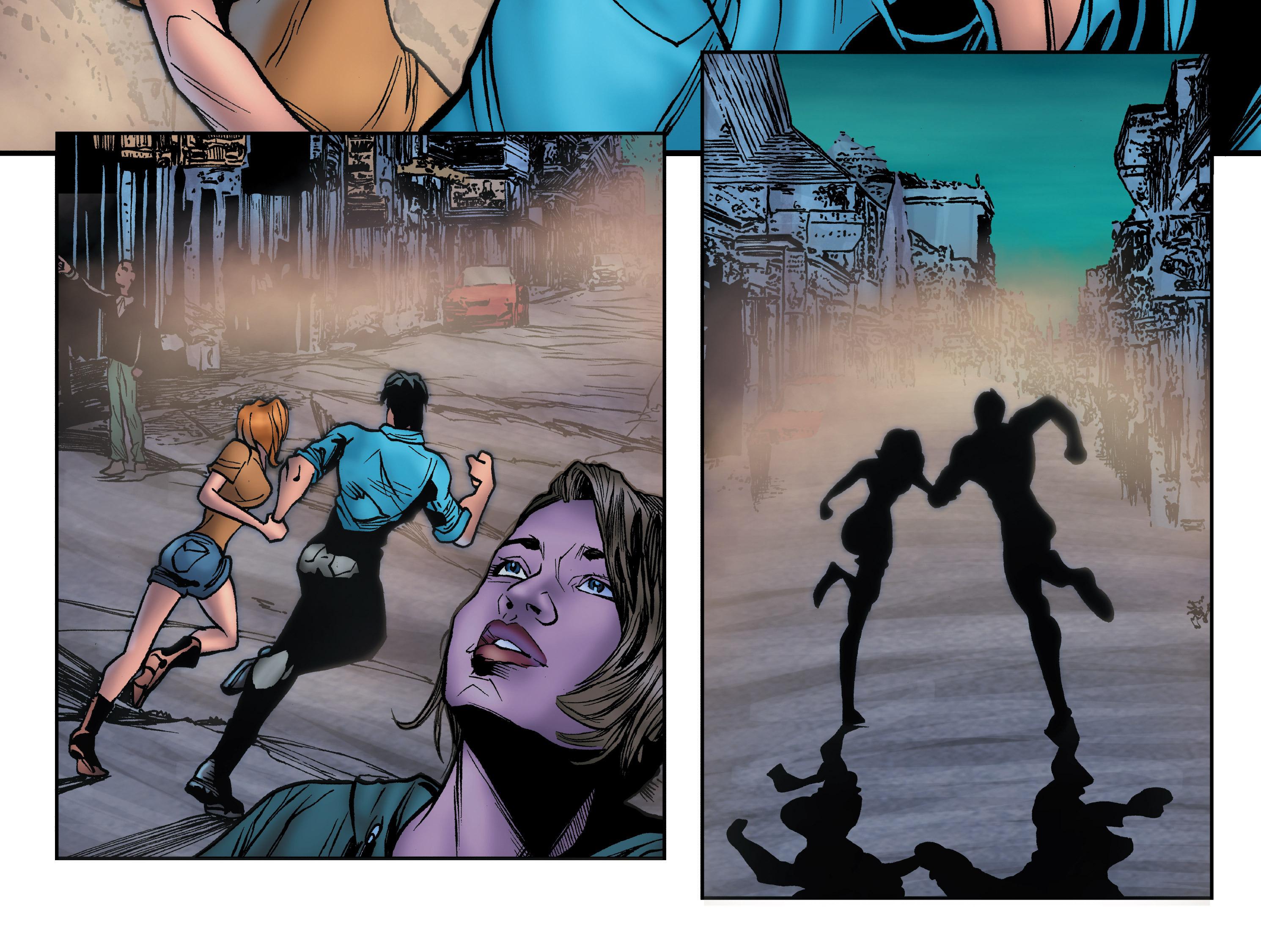 Read online Evil Dead 2: Dark Ones Rising comic -  Issue #5 - 9