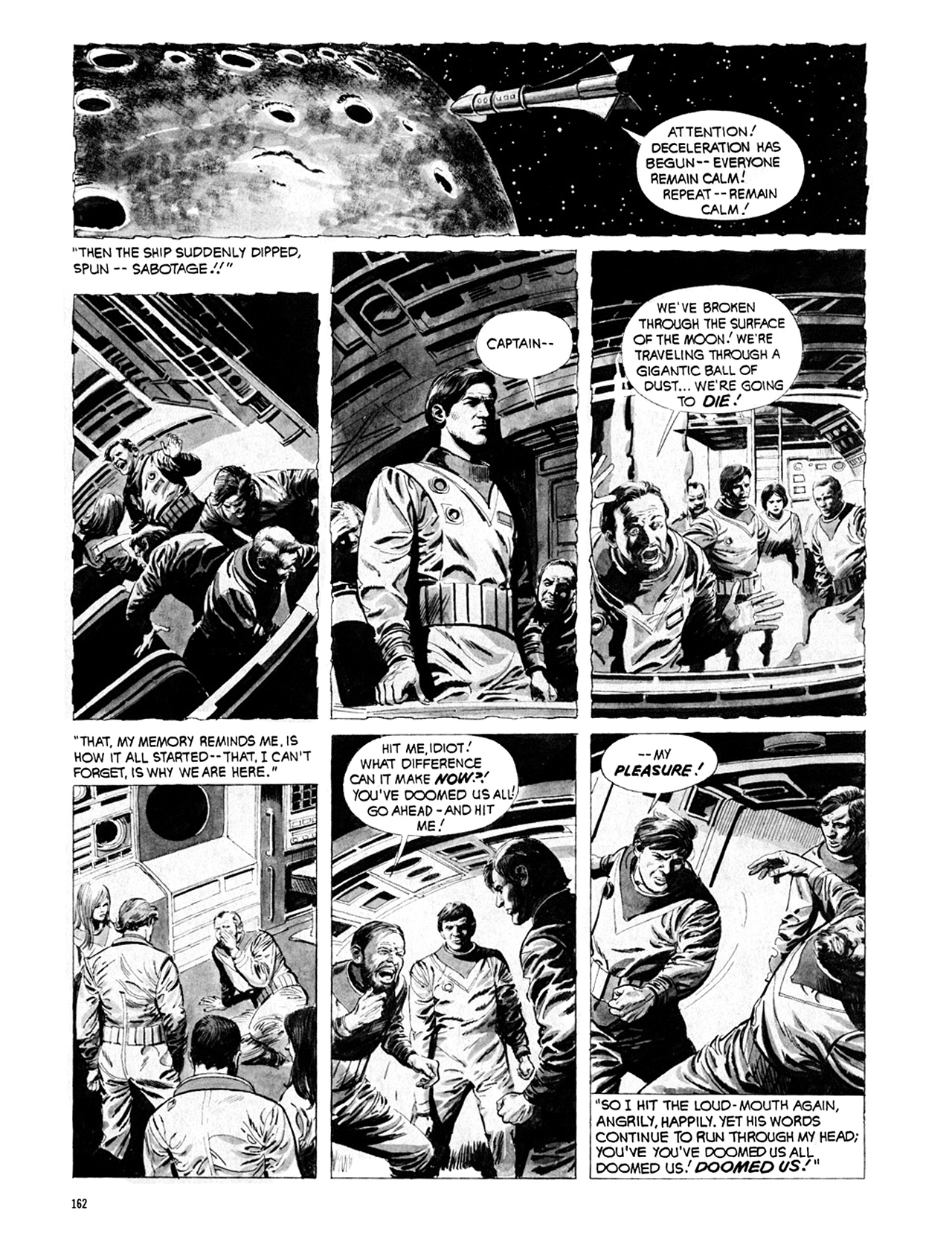 Read online Eerie Archives comic -  Issue # TPB 9 - 163