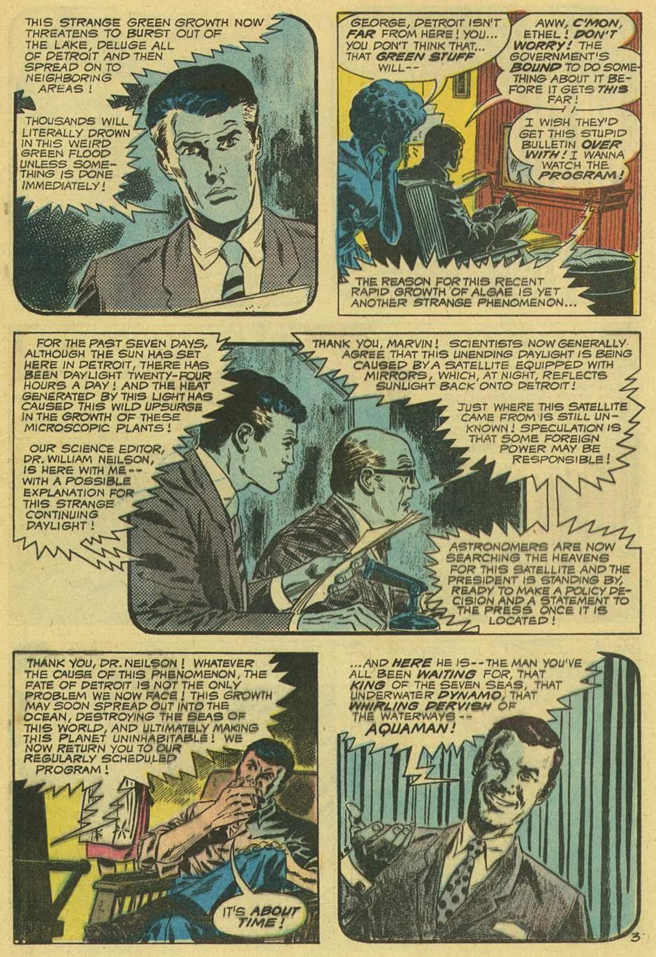 Read online Aquaman (1962) comic -  Issue #56 - 5