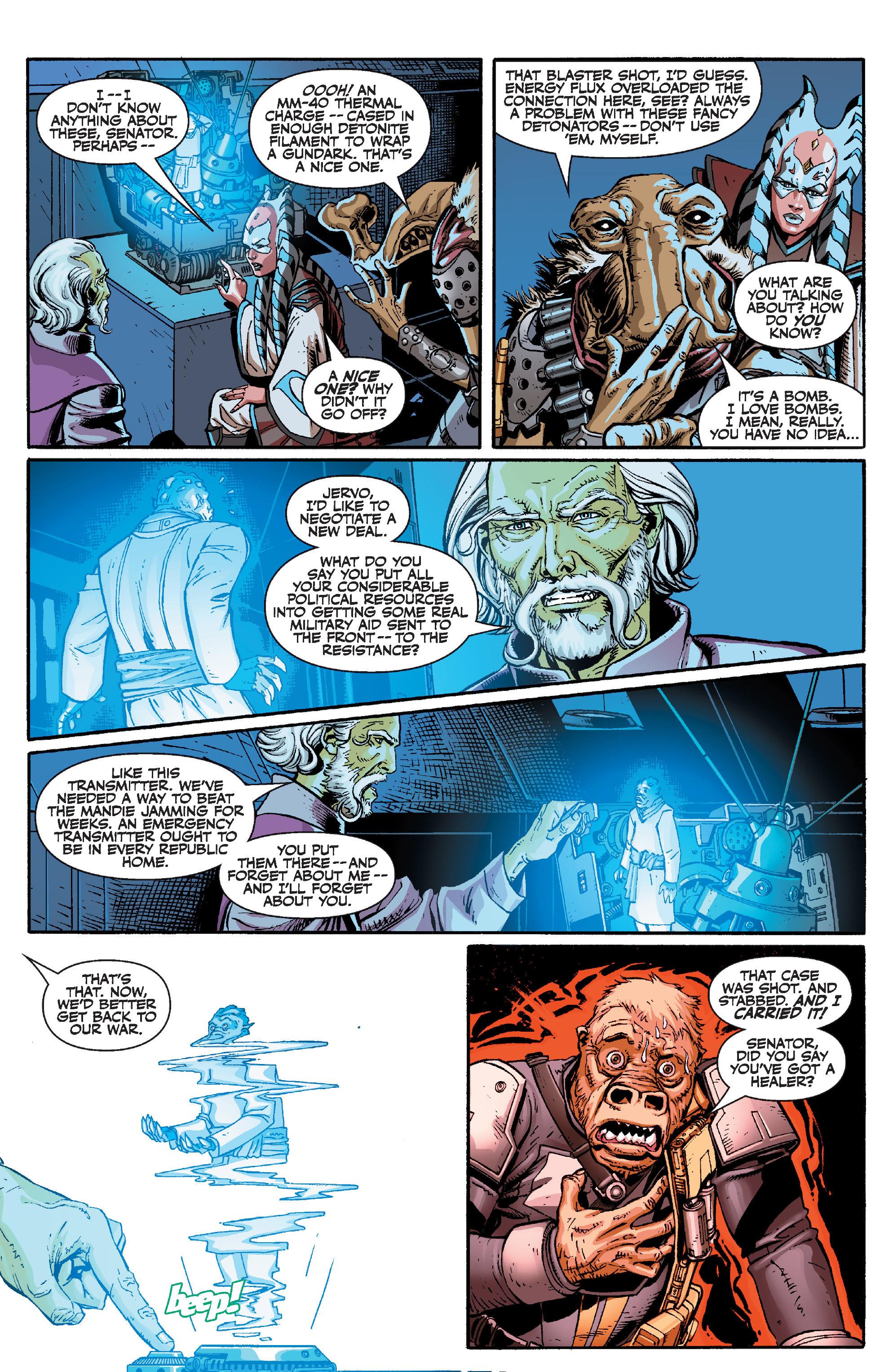 Read online Star Wars Omnibus comic -  Issue # Vol. 32 - 108
