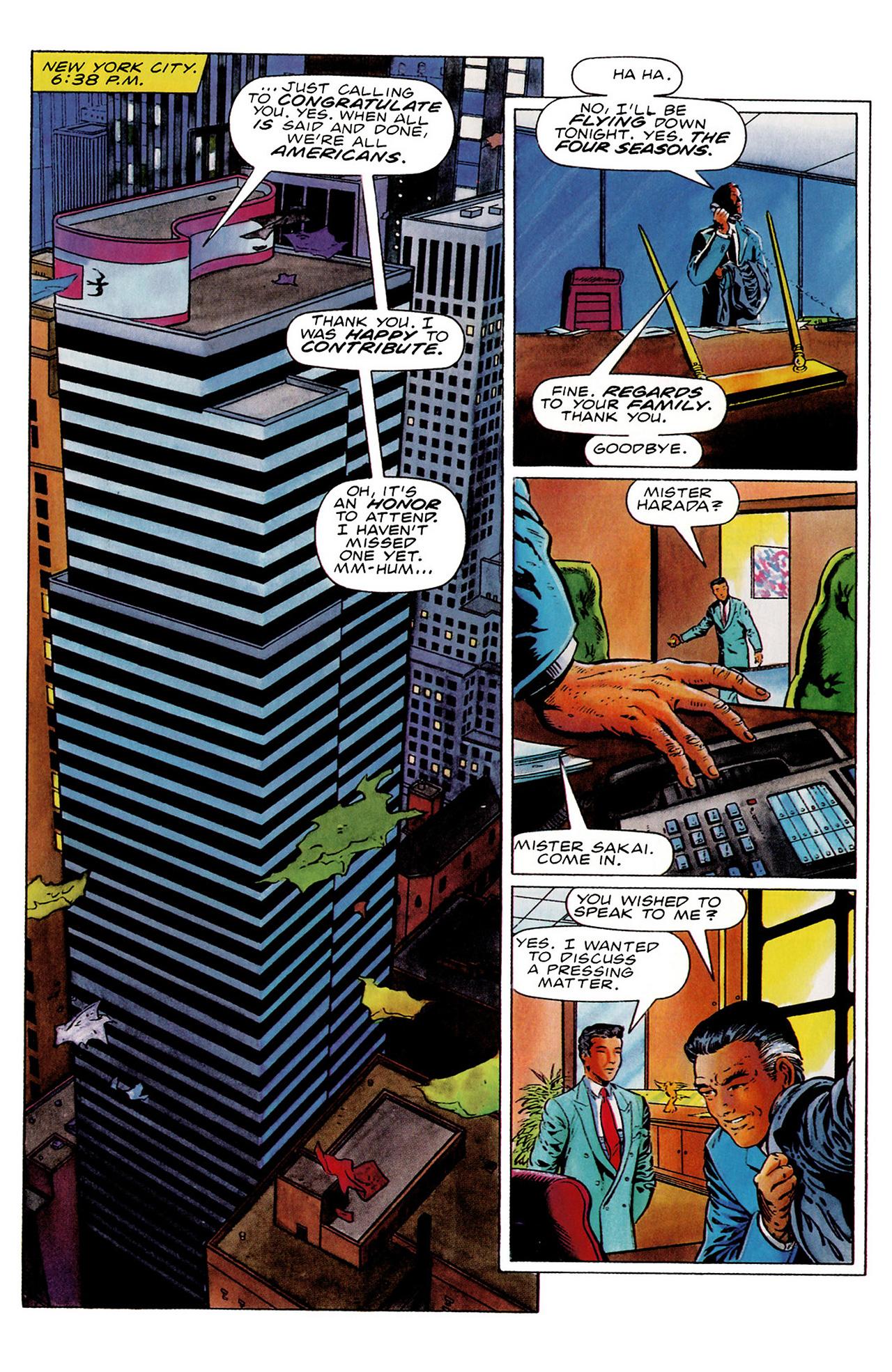 Read online Harbinger (1992) comic -  Issue #18 - 9