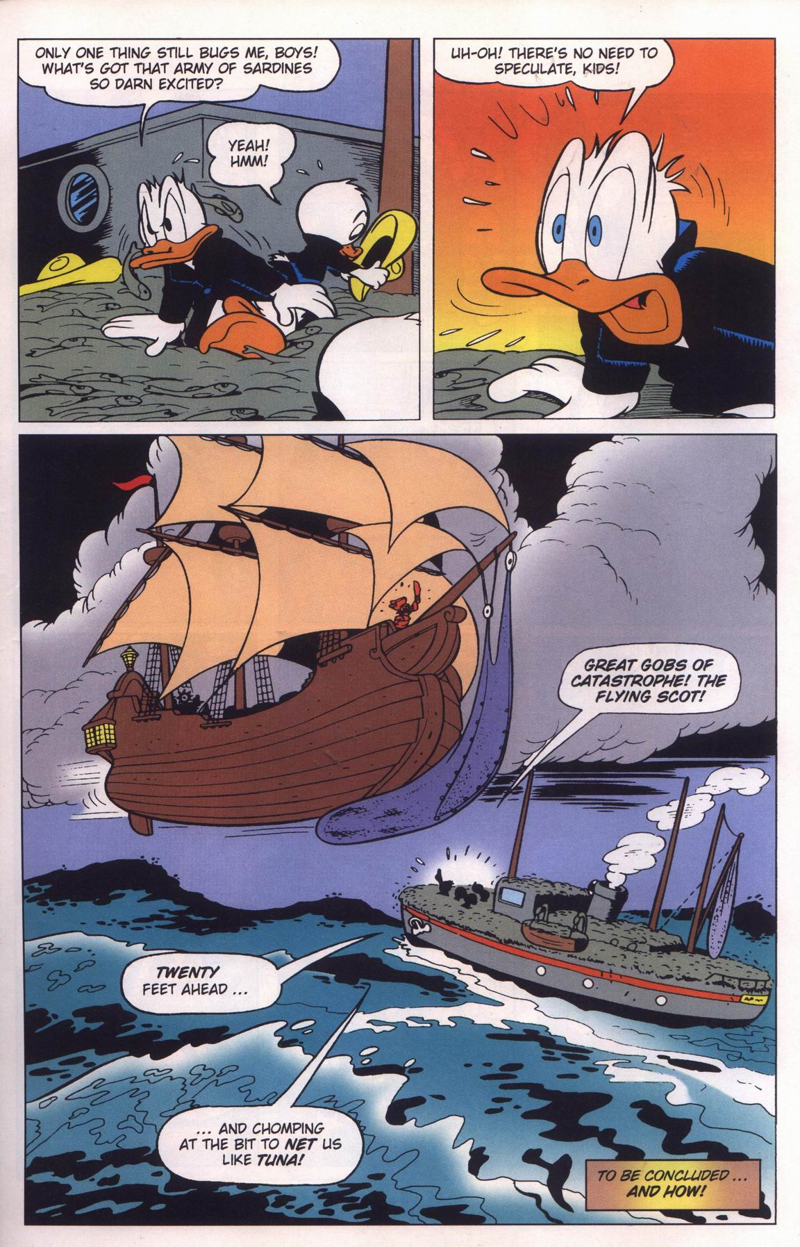 Read online Uncle Scrooge (1953) comic -  Issue #315 - 33