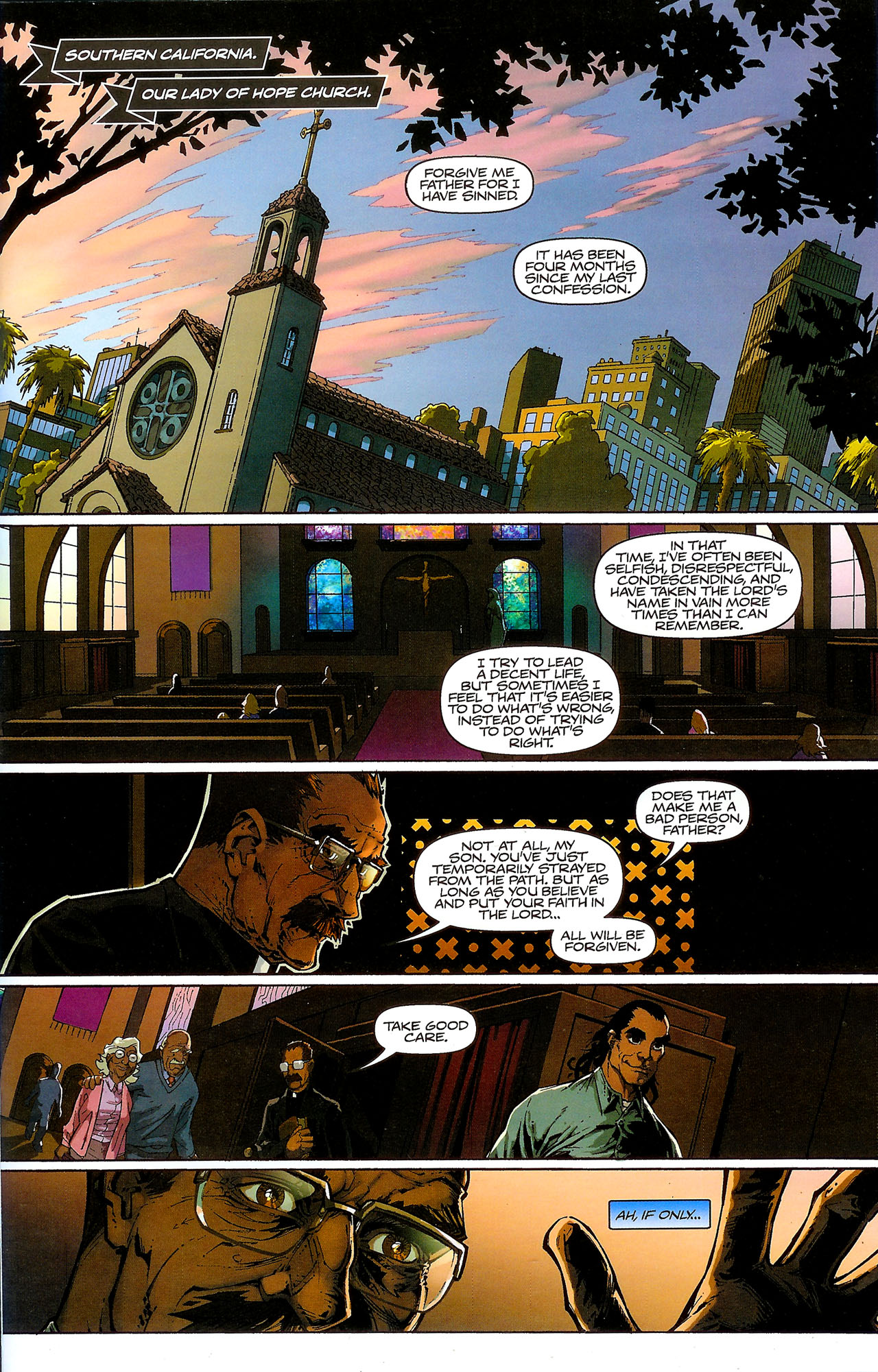Read online Shrugged (2006) comic -  Issue #6 - 3