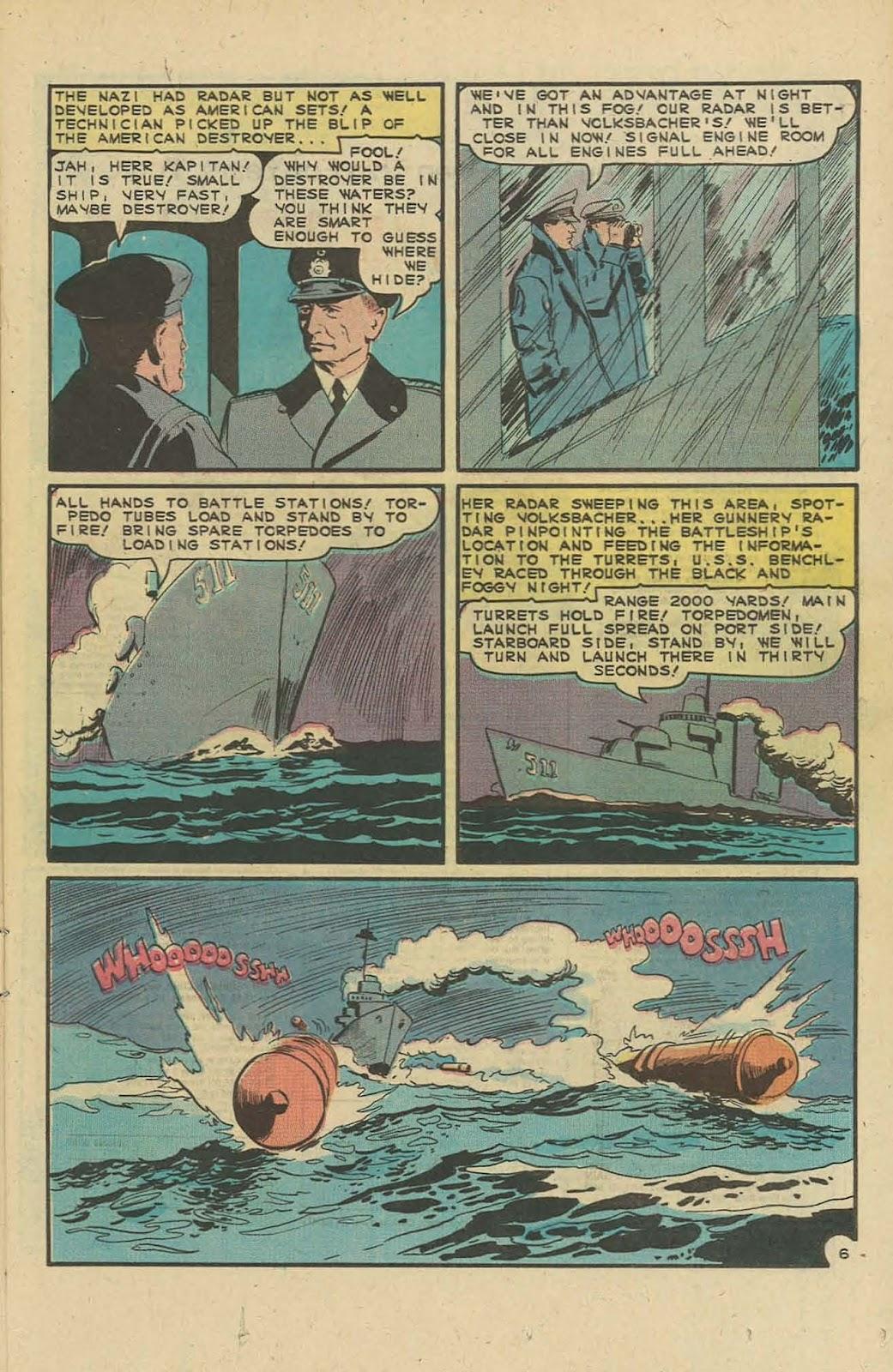 Read online Fightin' Navy comic -  Issue #127 - 15