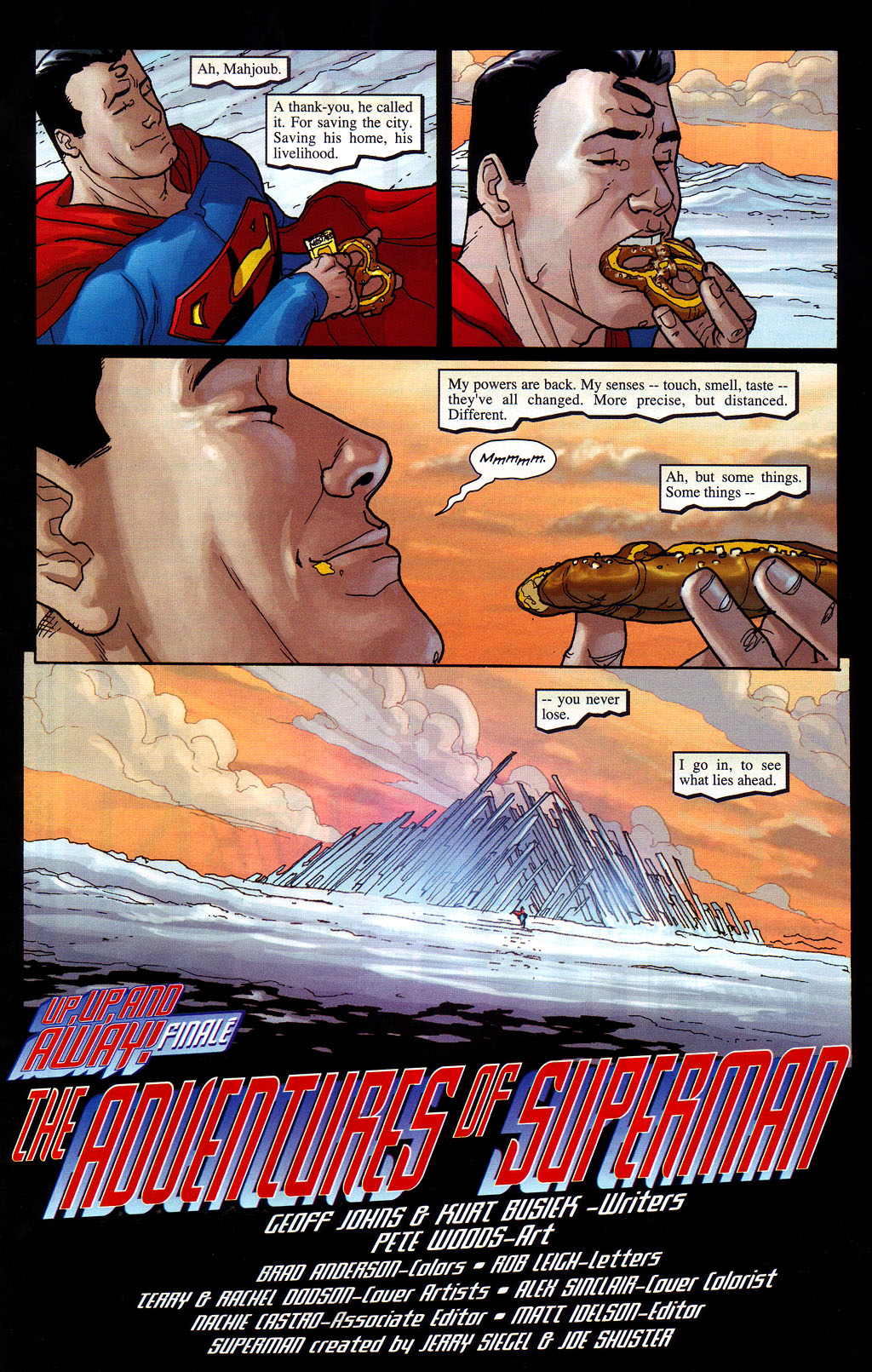Read online Action Comics (1938) comic -  Issue #840 - 23