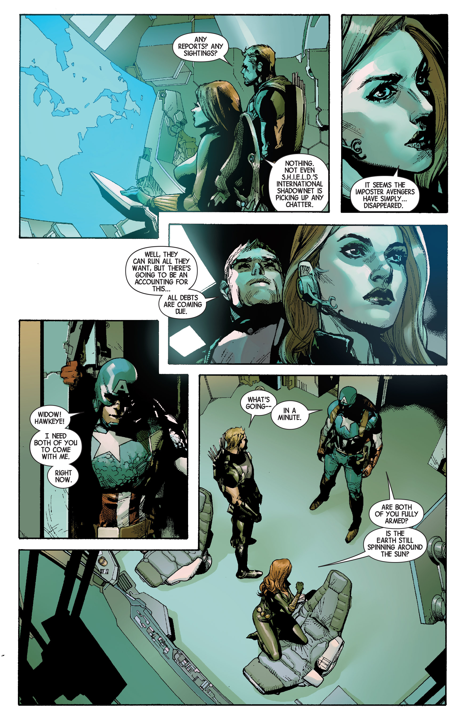 Read online Avengers (2013) comic -  Issue #Avengers (2013) _TPB 6 - 16