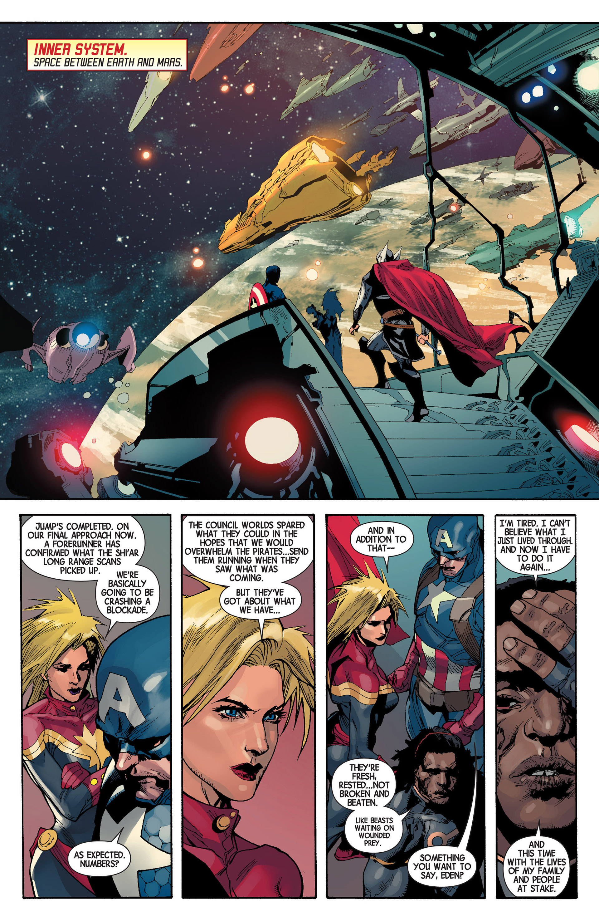 Read online Avengers (2013) comic -  Issue #22 - 21