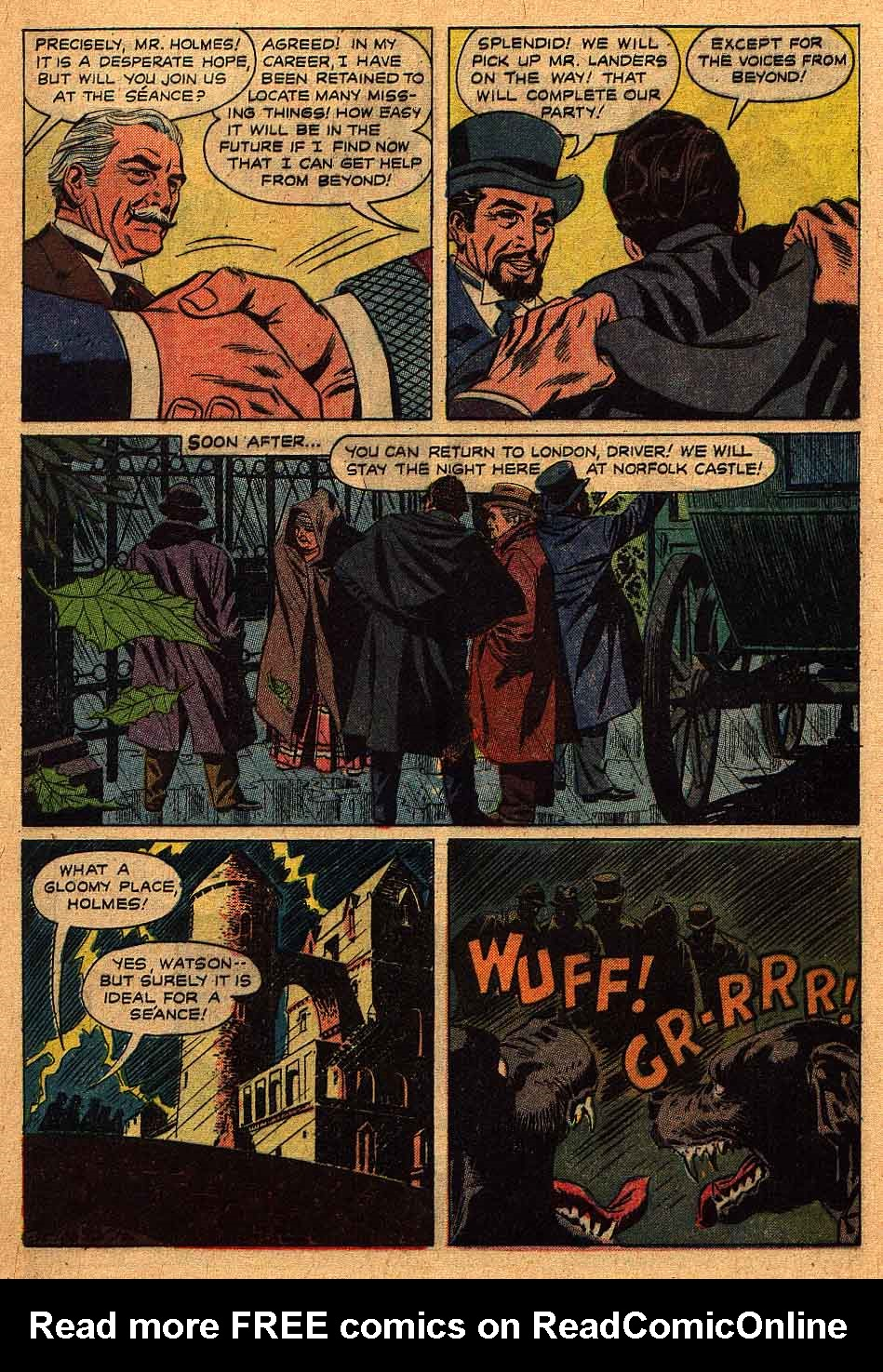 Four Color Comics issue 1169 - Page 5