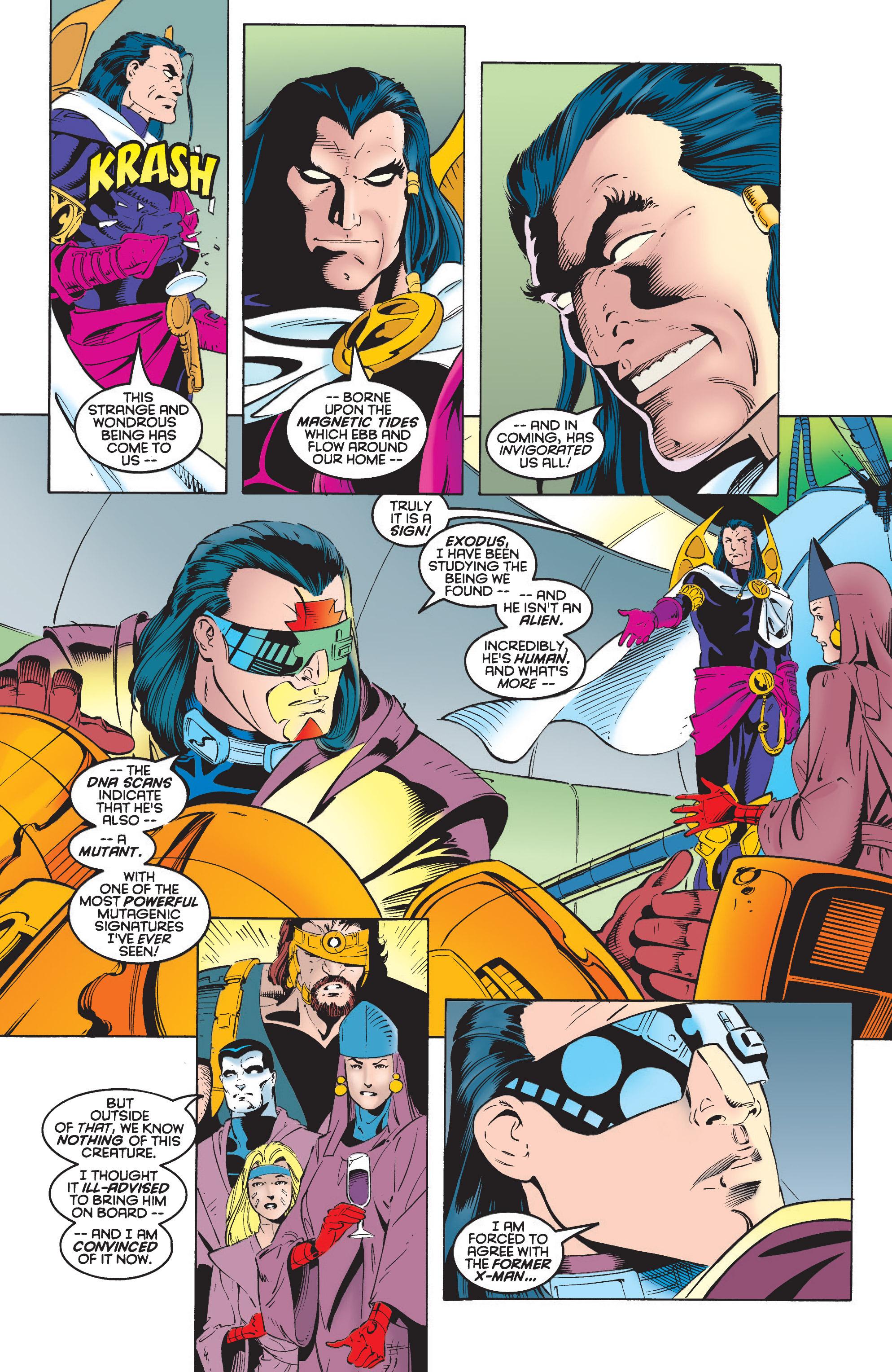 X-Men (1991) 42 Page 2