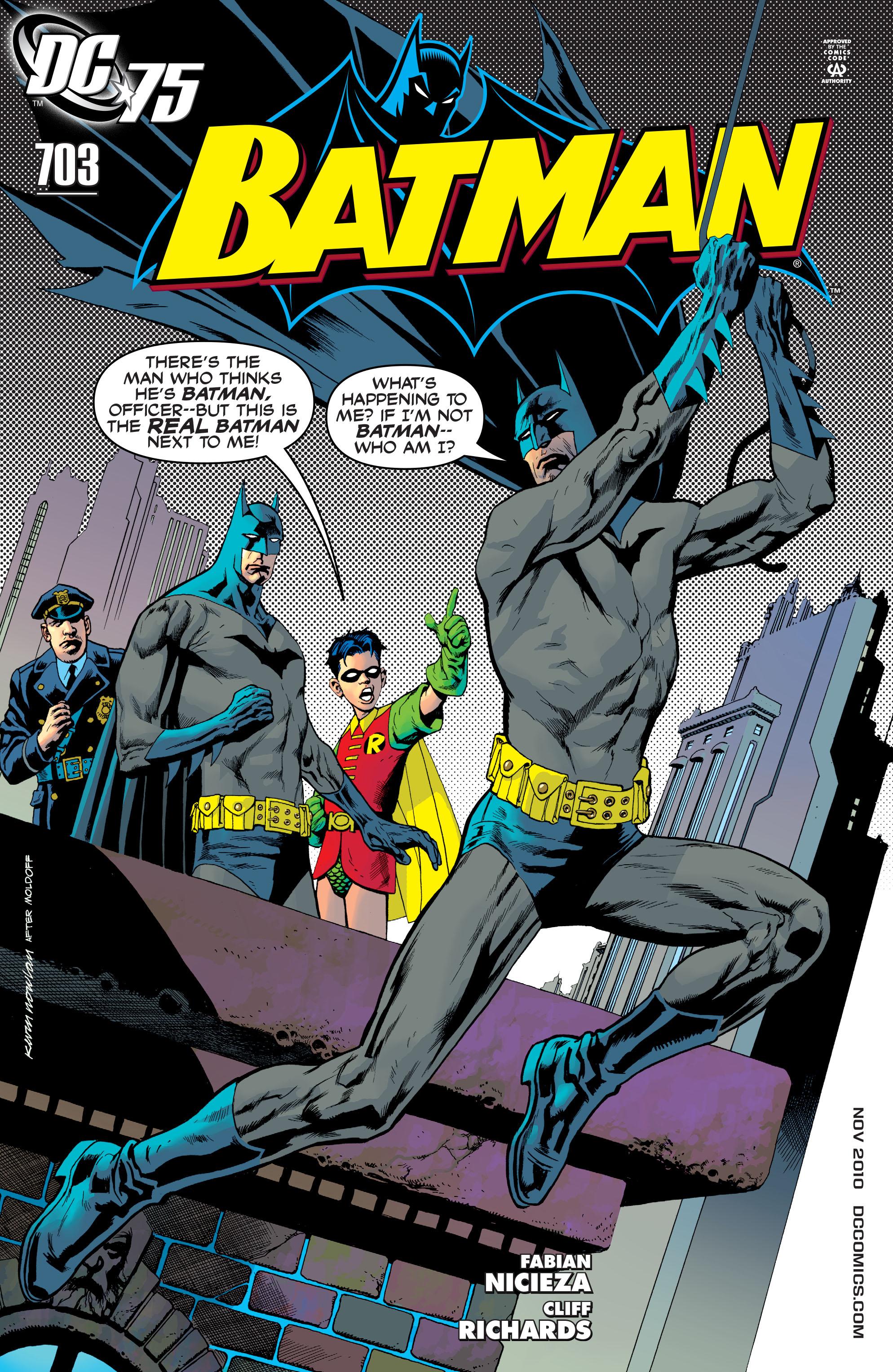 Batman (1940) 703 Page 2