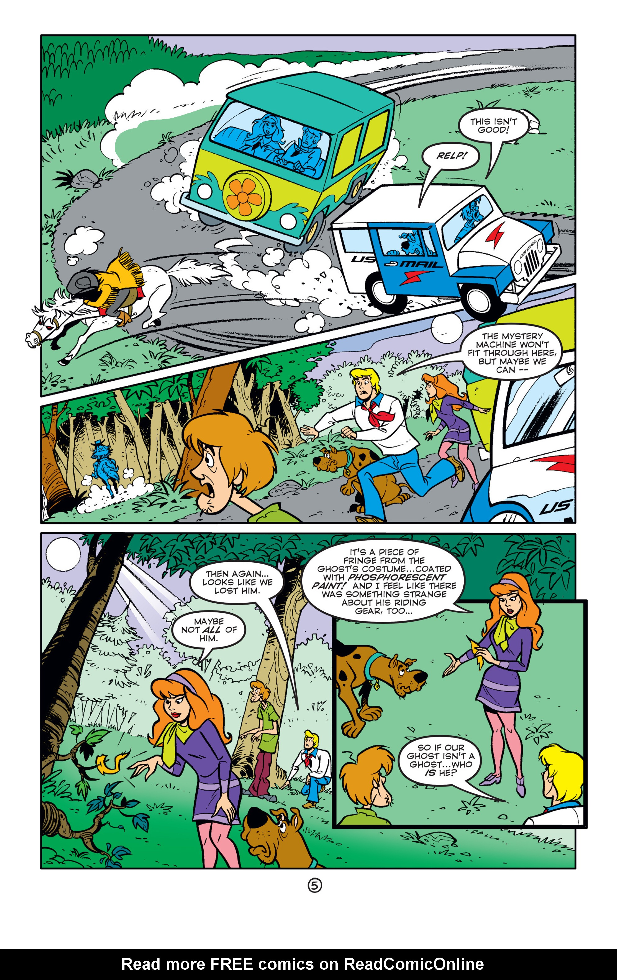 Read online Scooby-Doo (1997) comic -  Issue #58 - 6