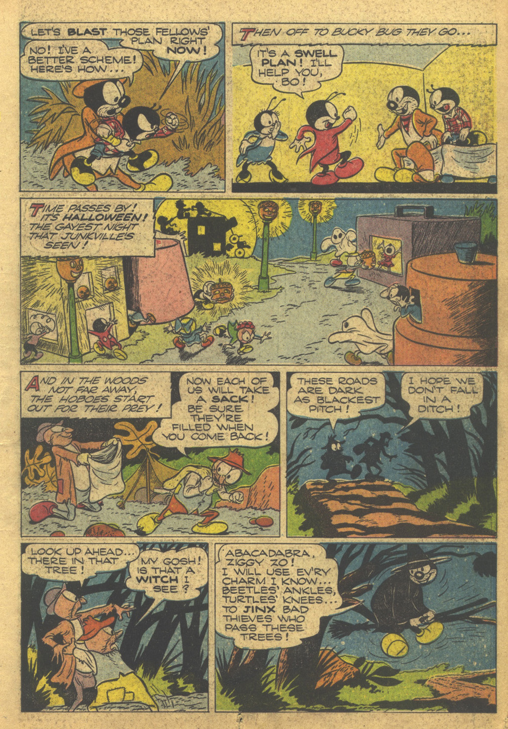Walt Disney's Comics and Stories issue 86 - Page 15