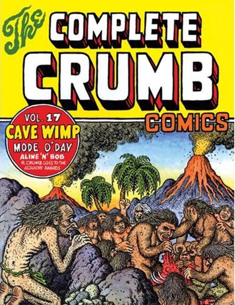 The Complete Crumb Comics TPB_17 Page 1