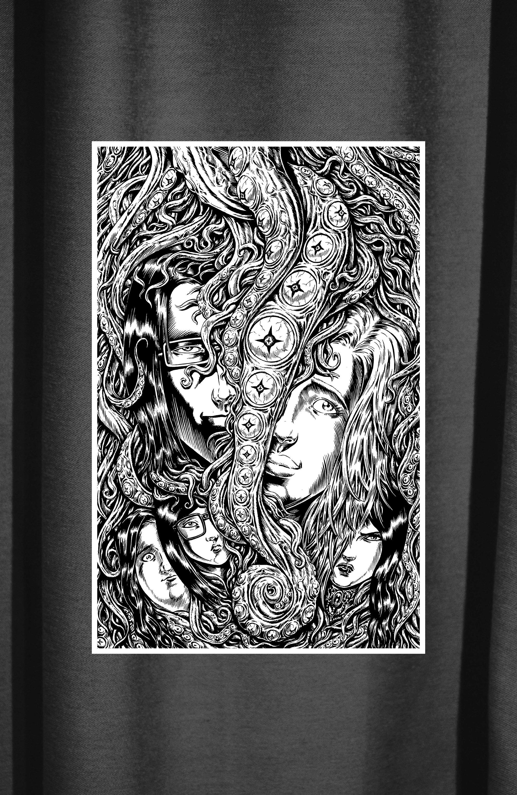 Read online Alan Moore's Cinema Purgatorio comic -  Issue #1 - 14