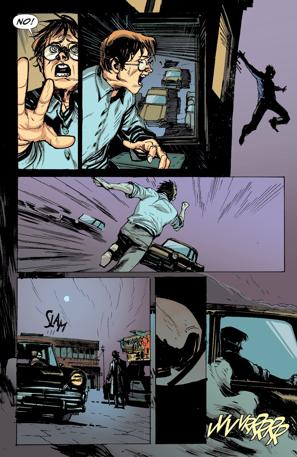 American Vampire issue 34 - Page 15