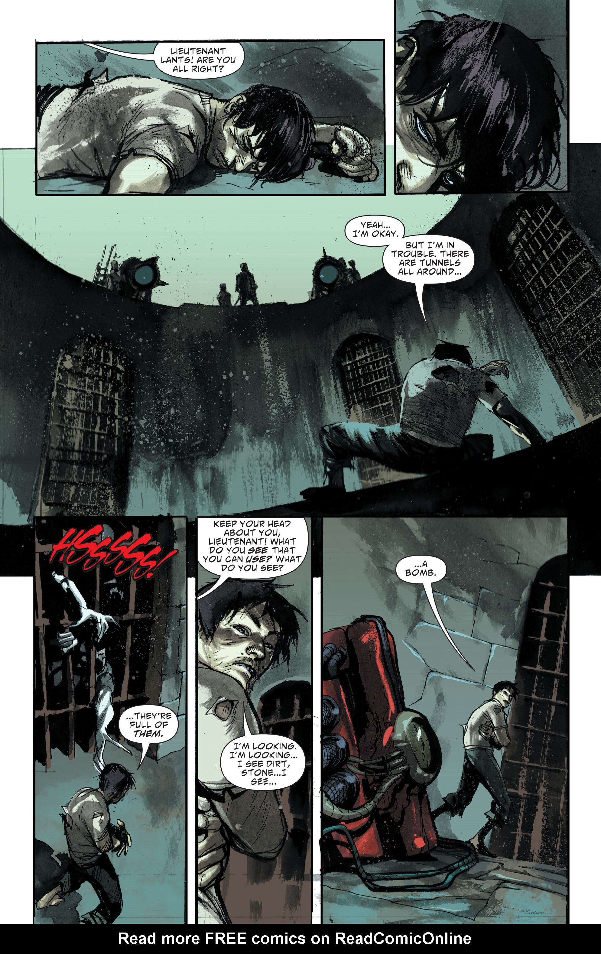 Read online American Vampire comic -  Issue #16 - 5