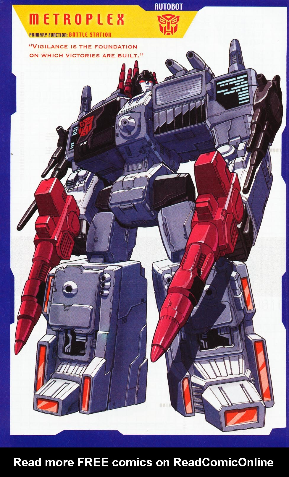 Read online Transformers: More than Meets the Eye comic -  Issue #4 - 4